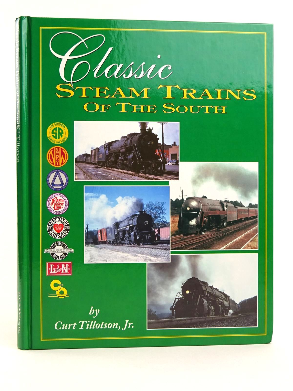 Photo of CLASSIC STEAM TRAINS OF THE SOUTH- Stock Number: 1818096