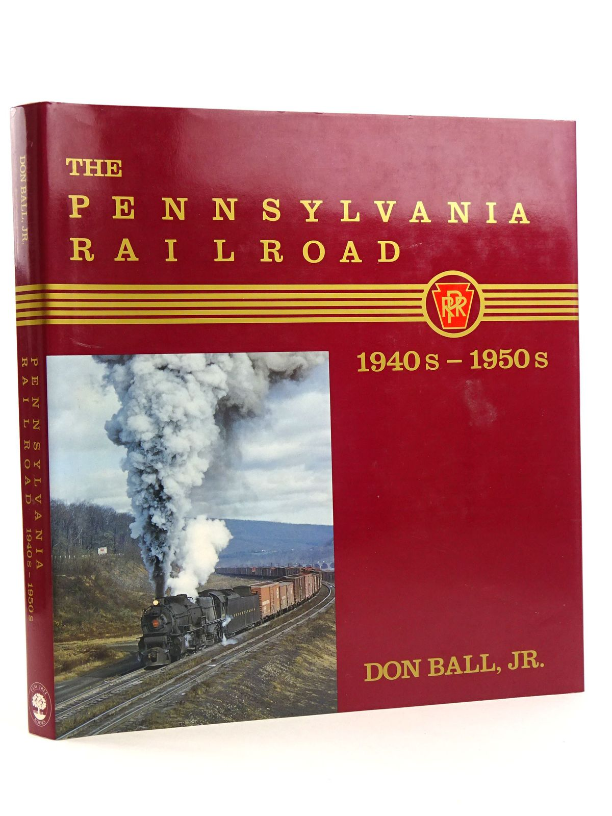 Photo of THE PENNSYLVANIA RAILROAD 1940S-1950S written by Ball, Don published by Elm Tree Books (STOCK CODE: 1818109)  for sale by Stella & Rose's Books