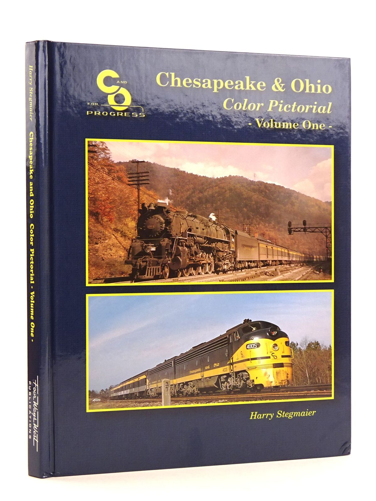 Photo of CHESAPEAKE AND OHIO RAILWAY COLOR PICTORIAL: VOLUME ONE- Stock Number: 1818119