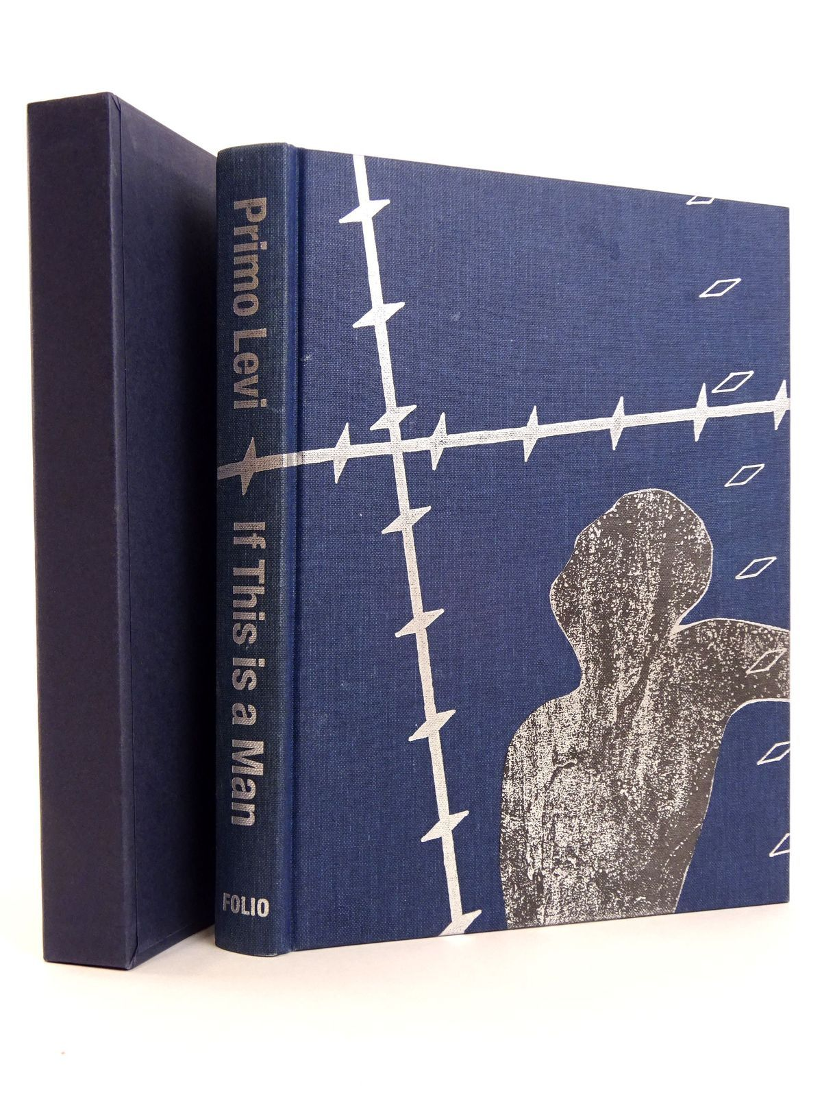 Photo of IF THIS IS A MAN written by Levi, Primo illustrated by Joseph, Jane published by Folio Society (STOCK CODE: 1818126)  for sale by Stella & Rose's Books