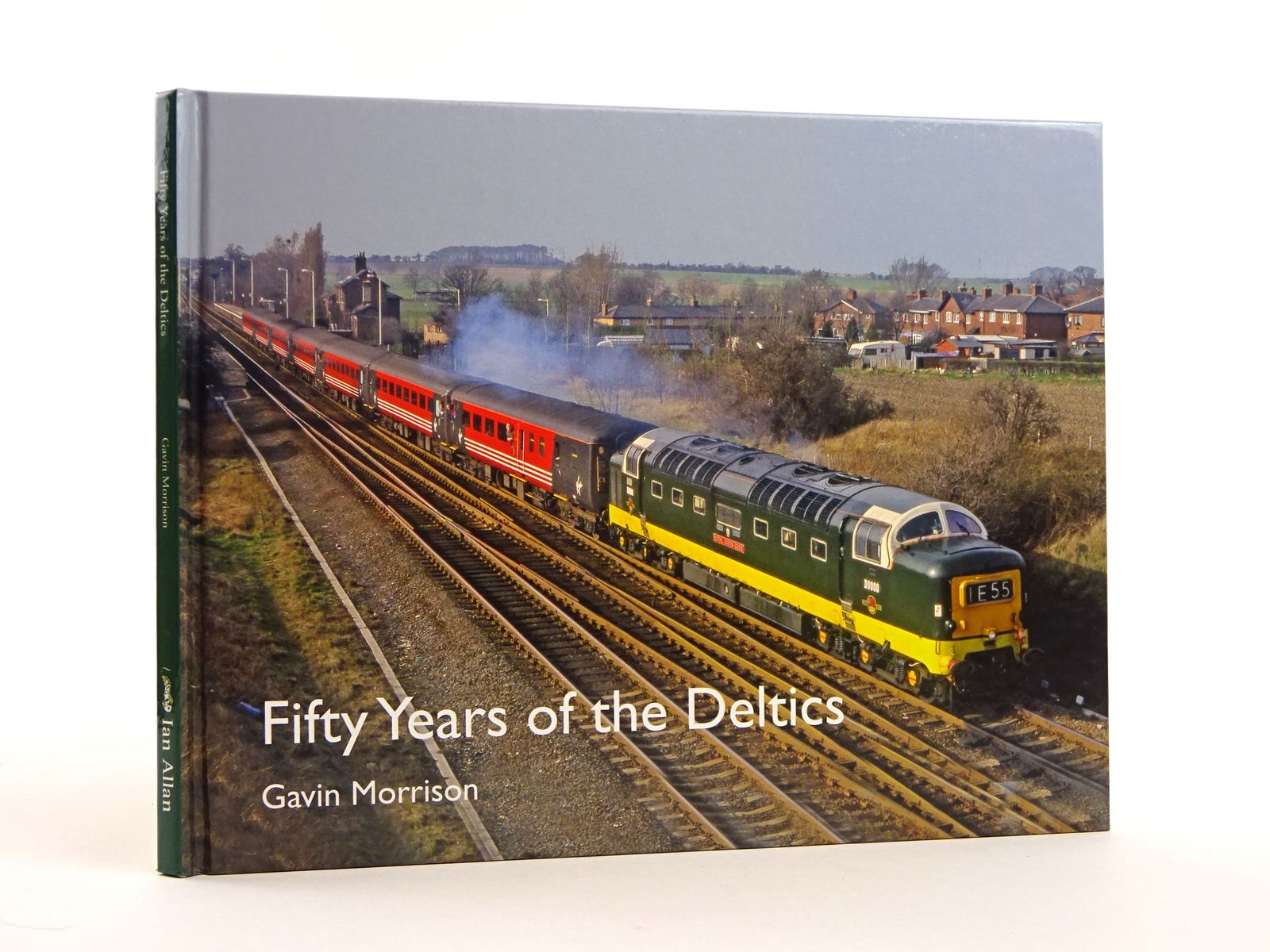 Photo of FIFTY YEARS OF THE DELTICS- Stock Number: 1818146