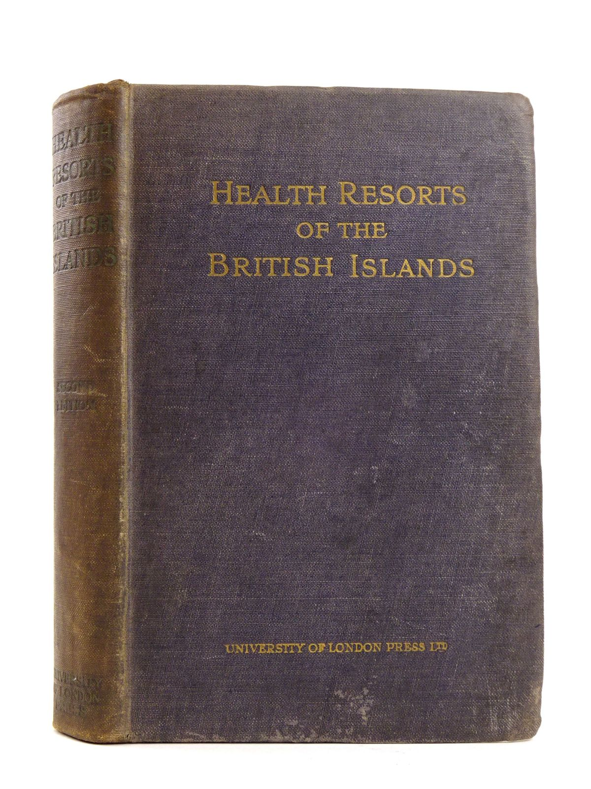 Photo of HEALTH RESORTS OF THE BRITISH ISLANDS- Stock Number: 1818173