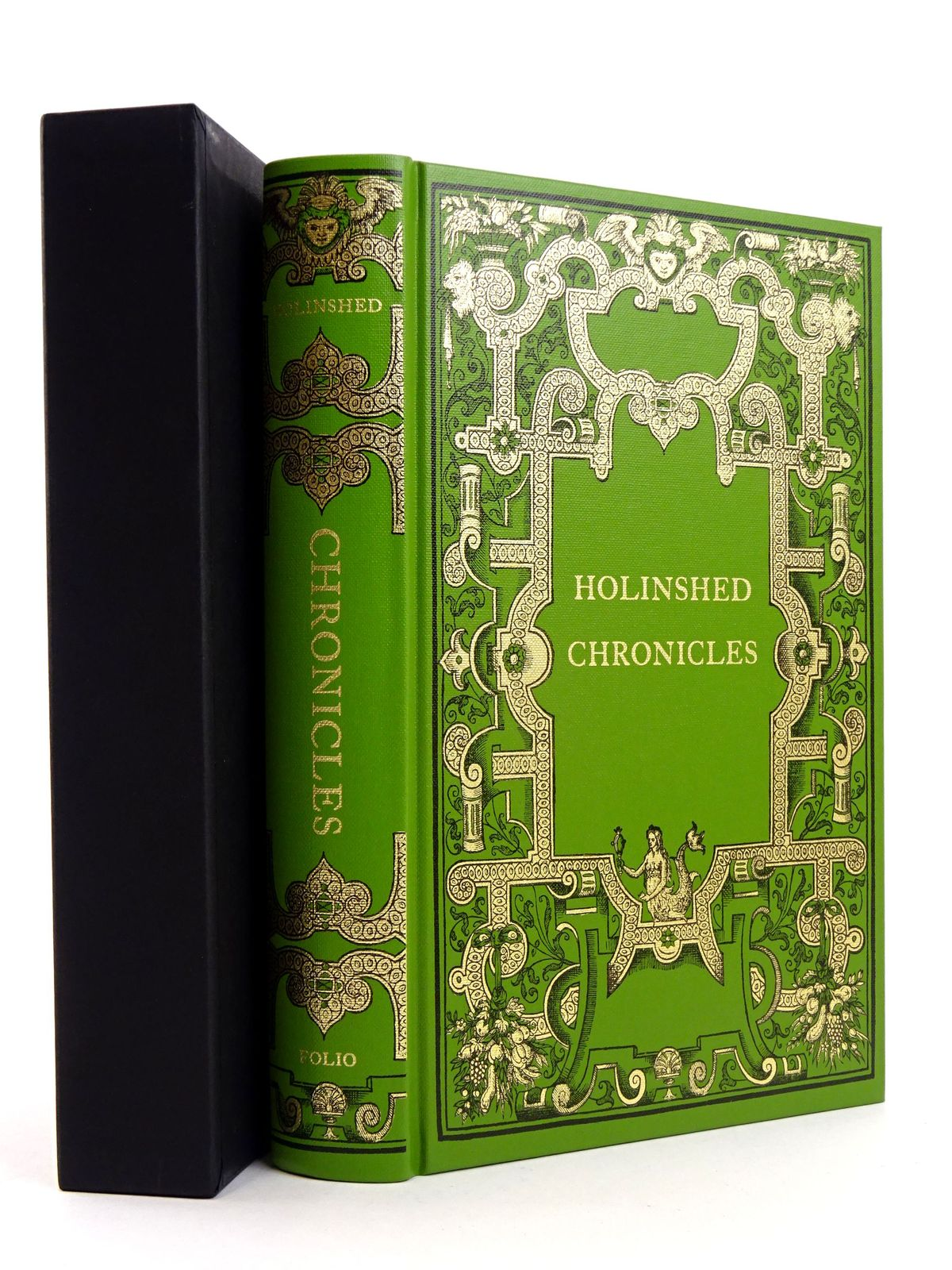Photo of CHRONICLES written by Holinshed, Raphael published by Folio Society (STOCK CODE: 1818193)  for sale by Stella & Rose's Books