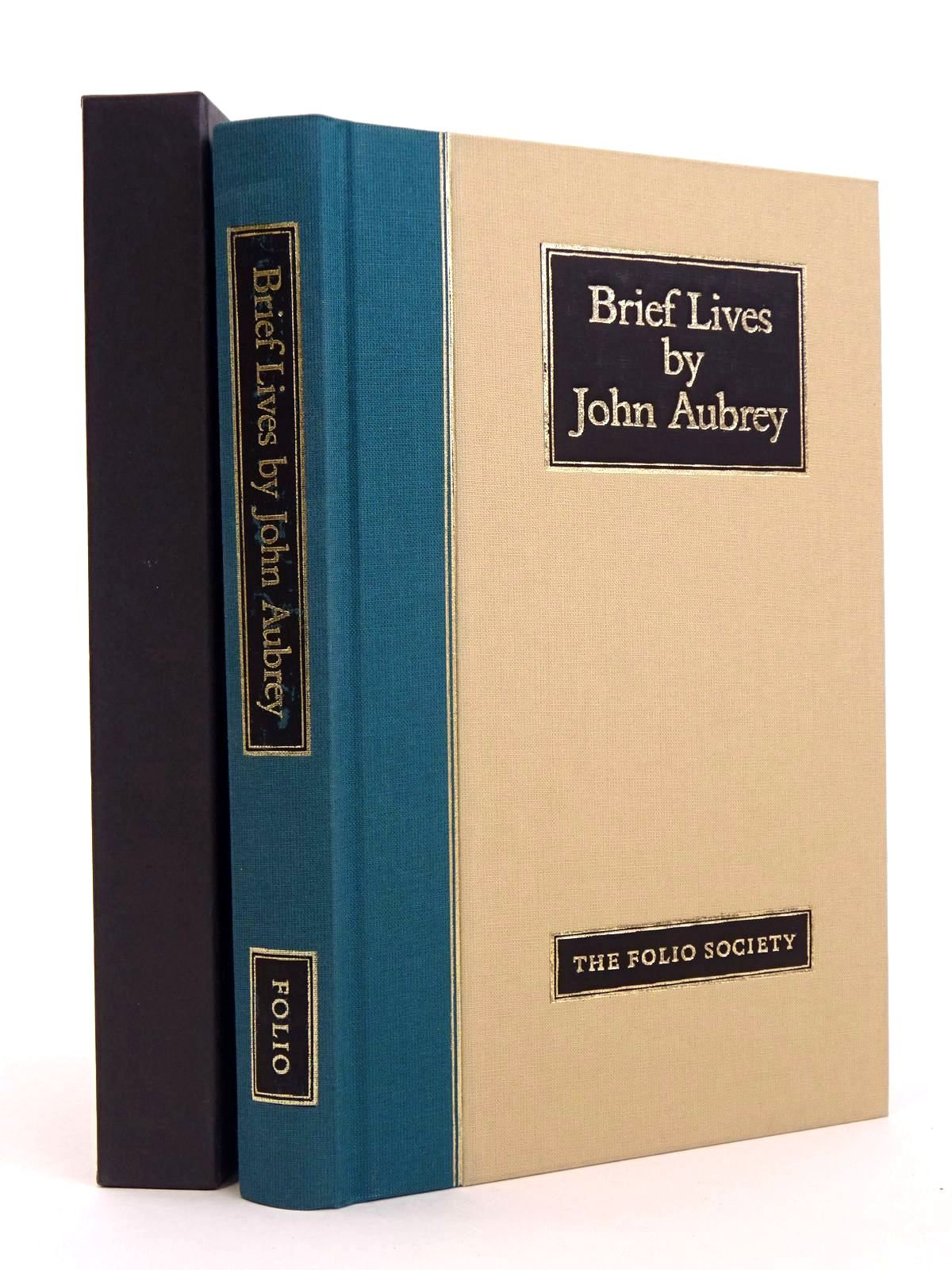 Photo of BRIEF LIVES- Stock Number: 1818200