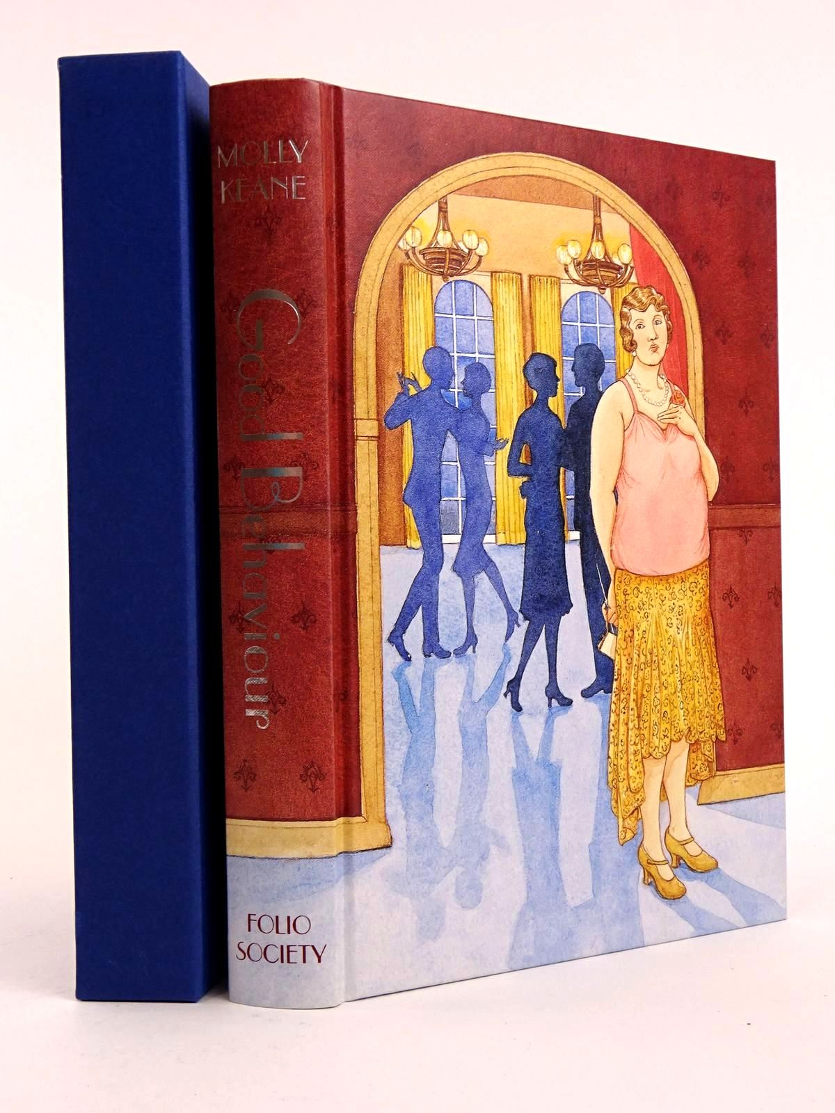 Photo of GOOD BEHAVIOUR written by Keane, Molly illustrated by McFarlane, Debra published by Folio Society (STOCK CODE: 1818202)  for sale by Stella & Rose's Books