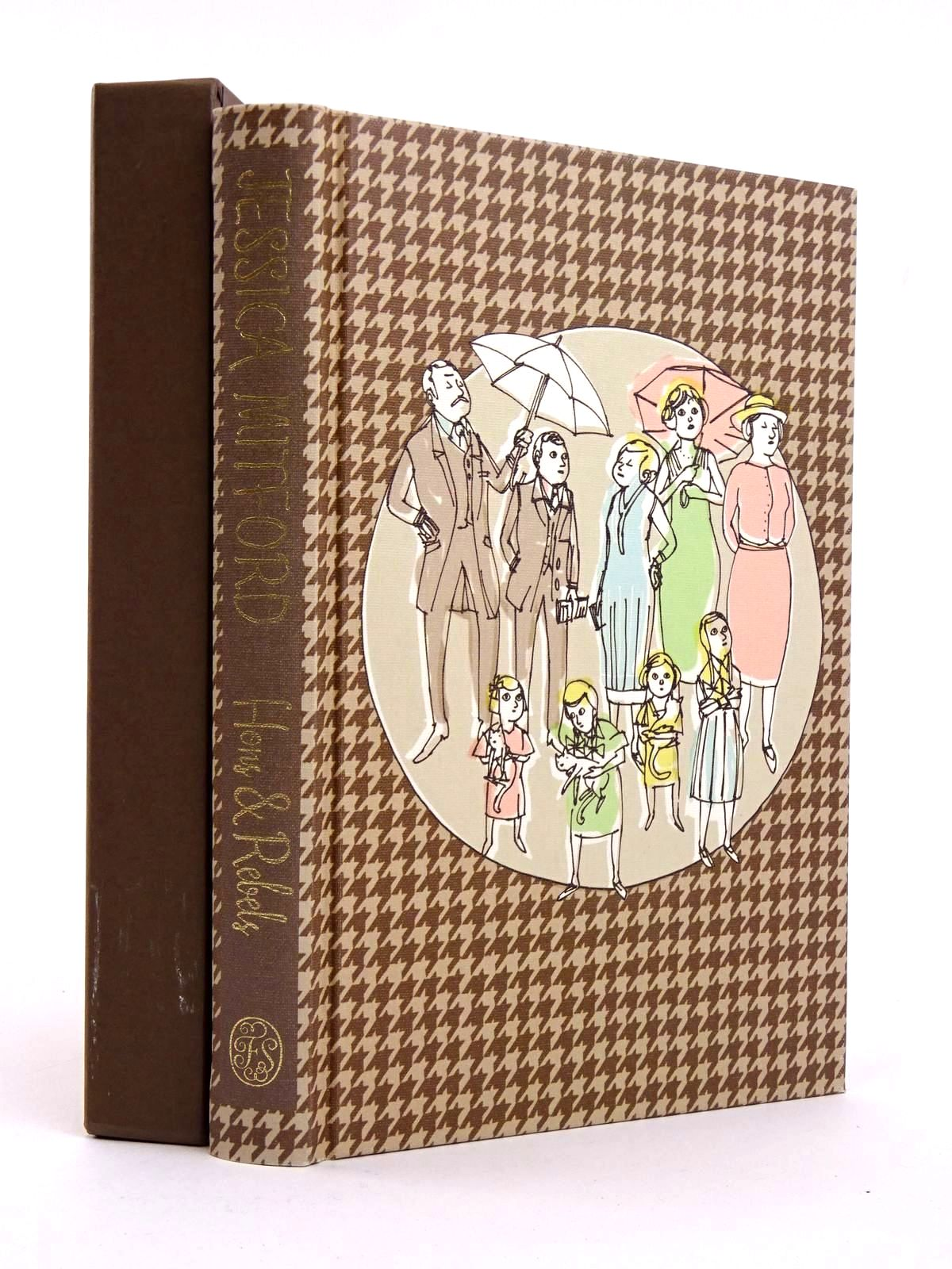Photo of HONS AND REBELS written by Mitford, Jessica published by Folio Society (STOCK CODE: 1818203)  for sale by Stella & Rose's Books