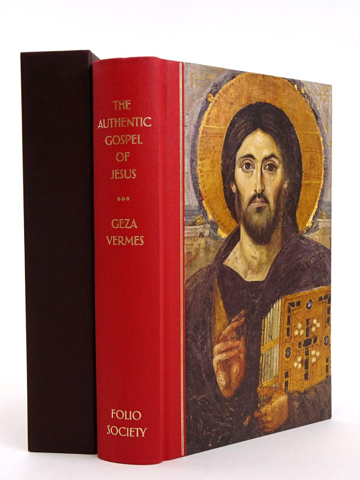 Photo of THE  AUTHENTIC GOSPEL OF JESUS- Stock Number: 1818205