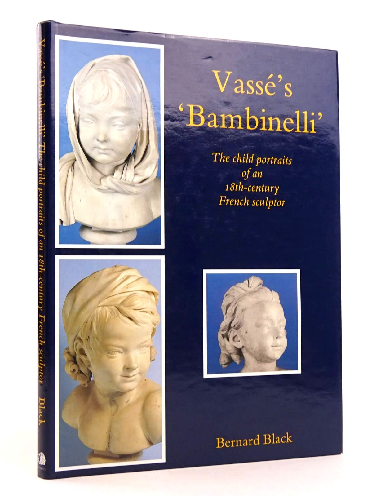 Photo of VASSE'S 'BAMBINELLI' written by Blackstone, Bernard published by The Athlone Press (STOCK CODE: 1818224)  for sale by Stella & Rose's Books