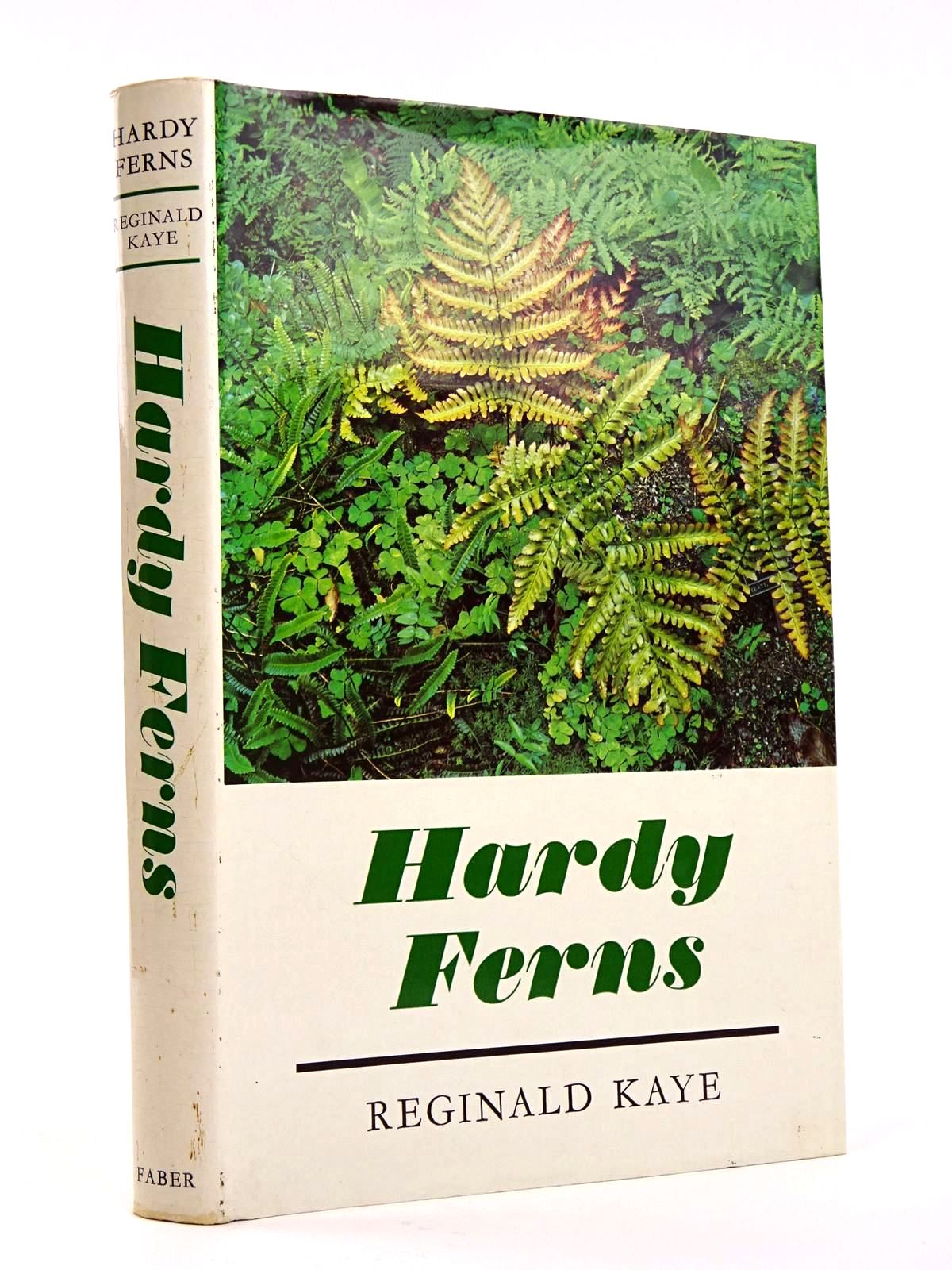 Photo of HARDY FERNS written by Kaye, Reginald published by Faber & Faber (STOCK CODE: 1818225)  for sale by Stella & Rose's Books