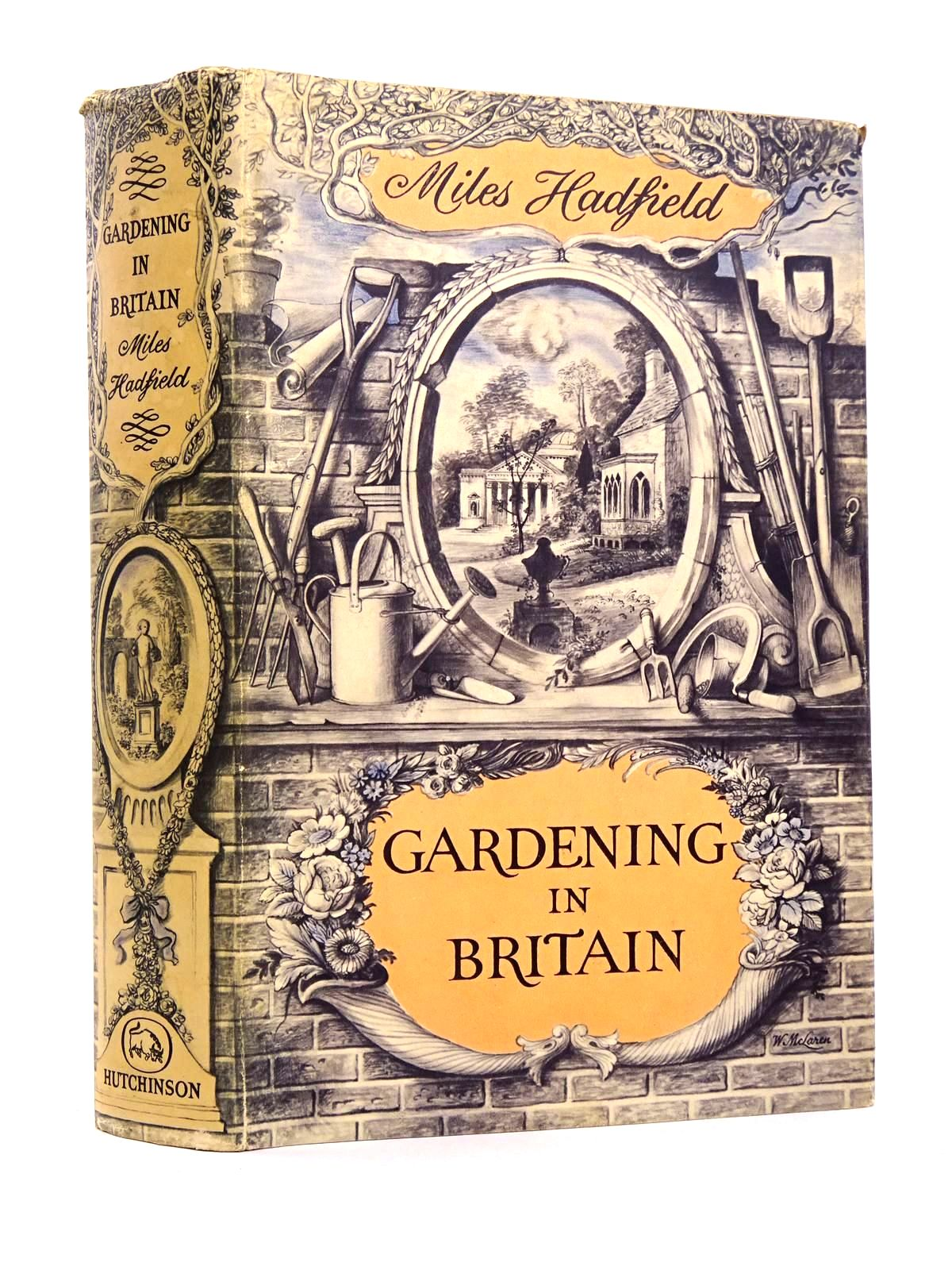 Photo of GARDENING IN BRITAIN written by Hadfield, Miles published by Hutchinson & Co. (STOCK CODE: 1818226)  for sale by Stella & Rose's Books