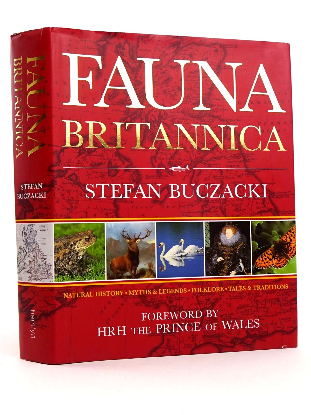 Photo of FAUNA BRITANNICA written by Buczacki, Stefan published by Hamlyn (STOCK CODE: 1818234)  for sale by Stella & Rose's Books
