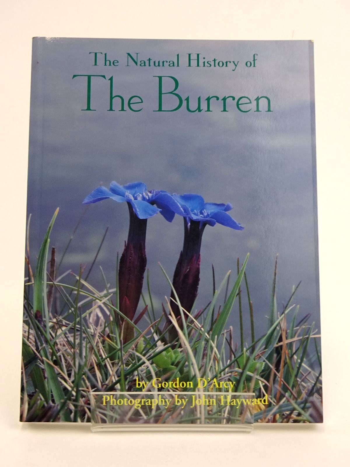 Photo of THE NATURAL HISTORY OF THE BURREN written by D'Arcy, Gordon<br />Hayward, John published by Immel (STOCK CODE: 1818236)  for sale by Stella & Rose's Books