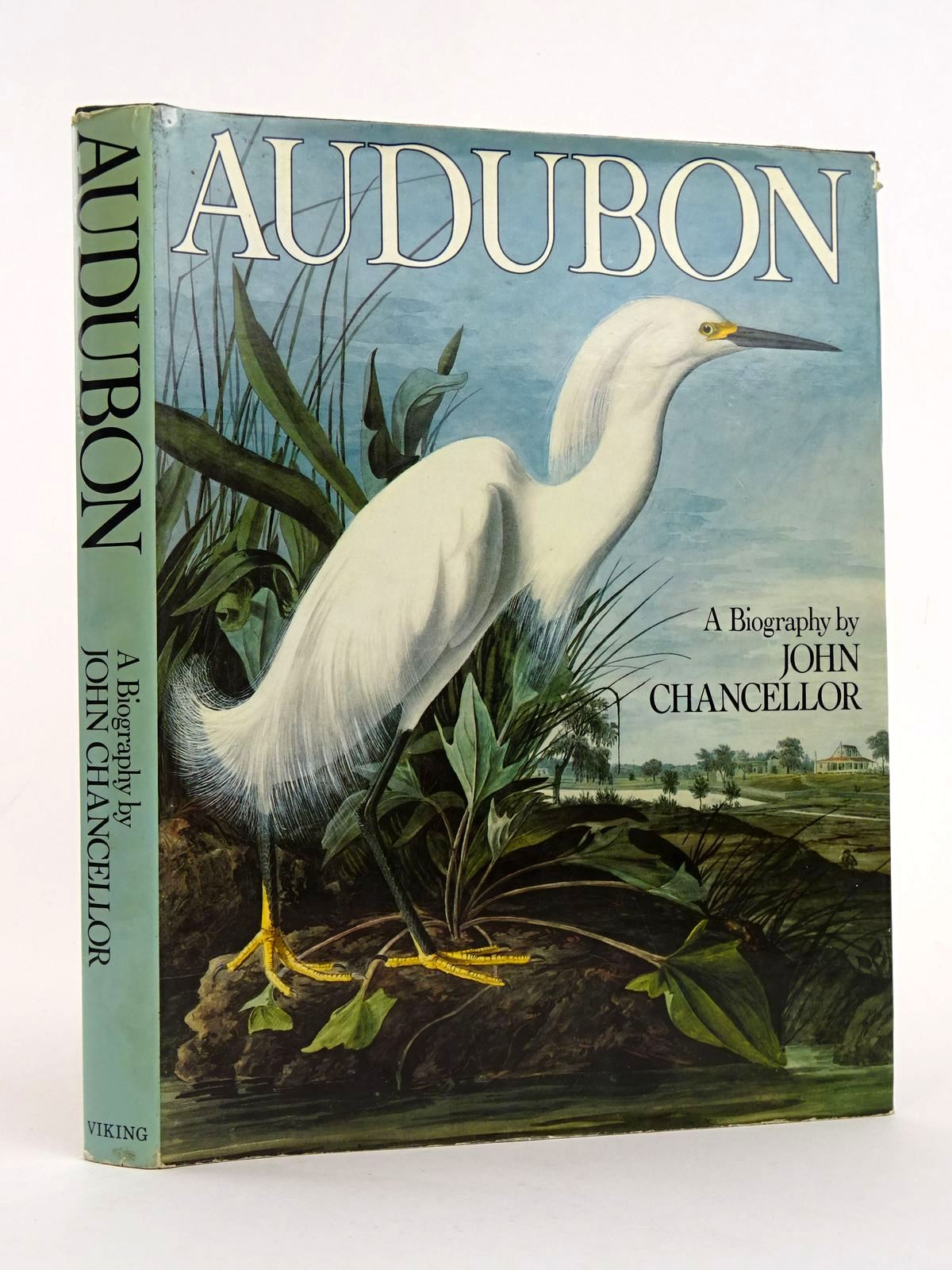 Photo of AUDUBON: A BIOGRAPHY- Stock Number: 1818237