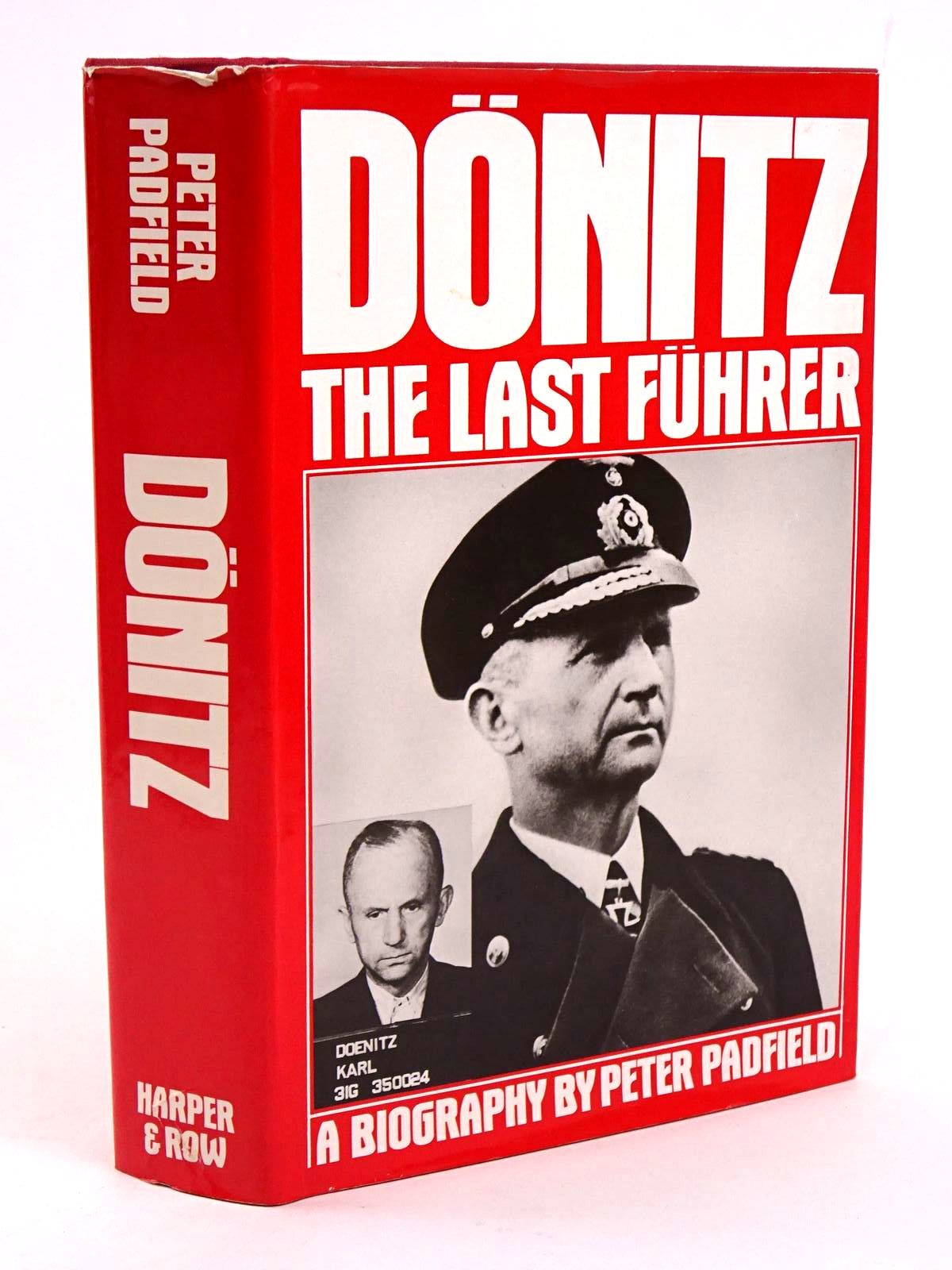 Photo of DONITZ: THE LAST FUHRER written by Padfield, Peter published by Harper & Row (STOCK CODE: 1818243)  for sale by Stella & Rose's Books