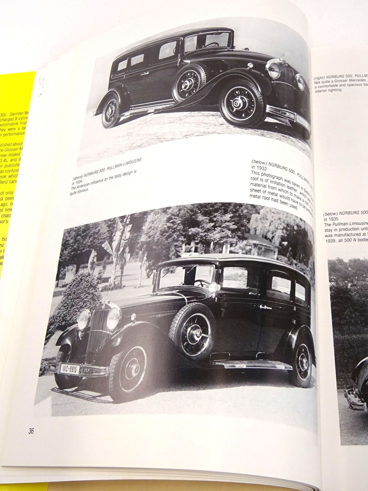Photo of MERCEDES BENZ: THE SUPERCHARGED 8-CYLINDER CARS OF THE 1930S VOLUME 1 written by Melin, Jan published by Nordbok (STOCK CODE: 1818253)  for sale by Stella & Rose's Books
