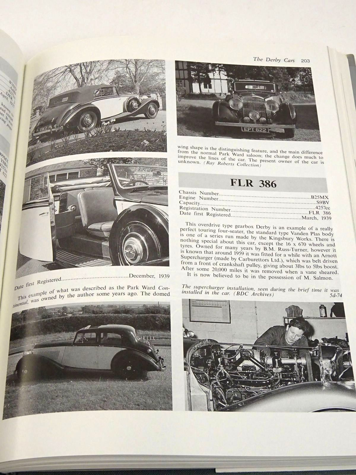 Photo of BENTLEY SPECIALS & SPECIAL BENTLEYS written by Roberts, Ray published by Foulis, Haynes (STOCK CODE: 1818260)  for sale by Stella & Rose's Books