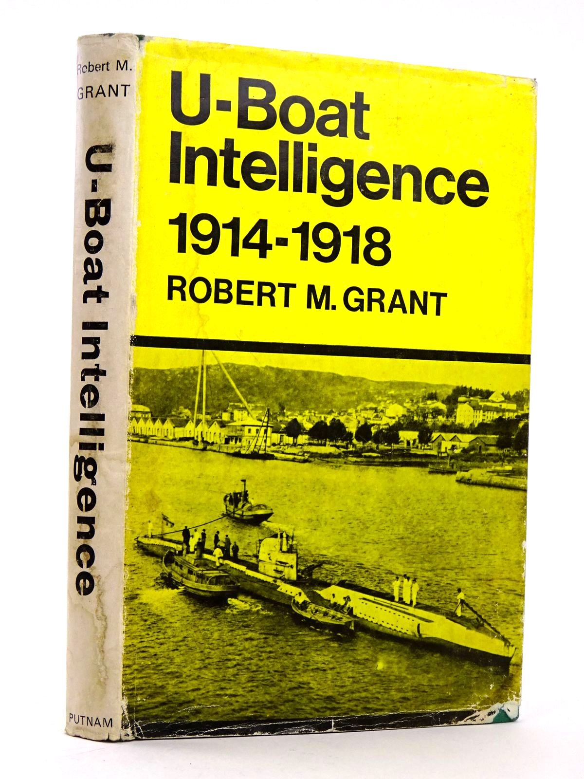 Photo of U-BOAT INTELLIGENCE 1914-1918- Stock Number: 1818266