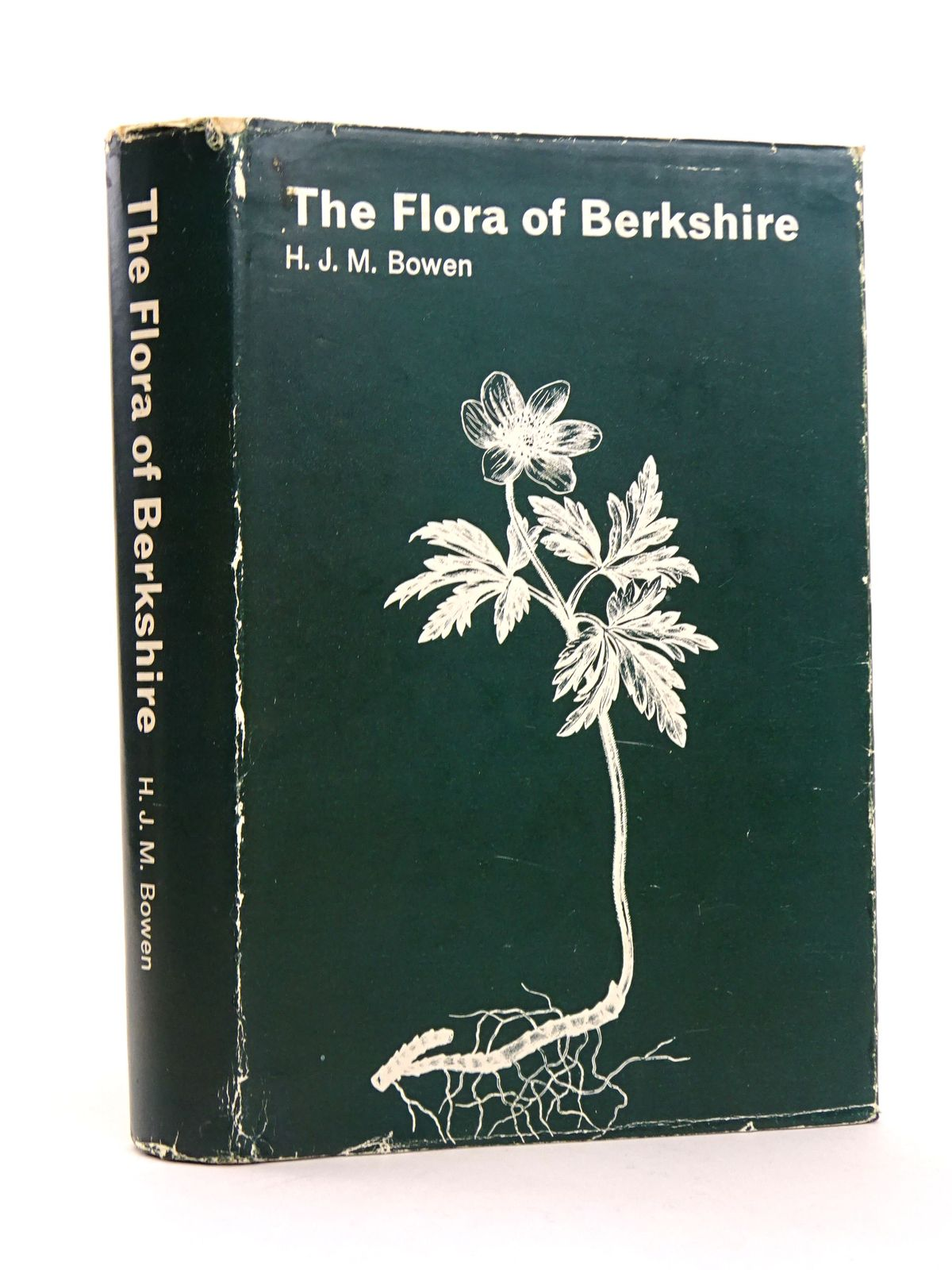 Photo of THE FLORA OF BERKSHIRE written by Bowen, H.J.M. published by Holywell Press (STOCK CODE: 1818276)  for sale by Stella & Rose's Books