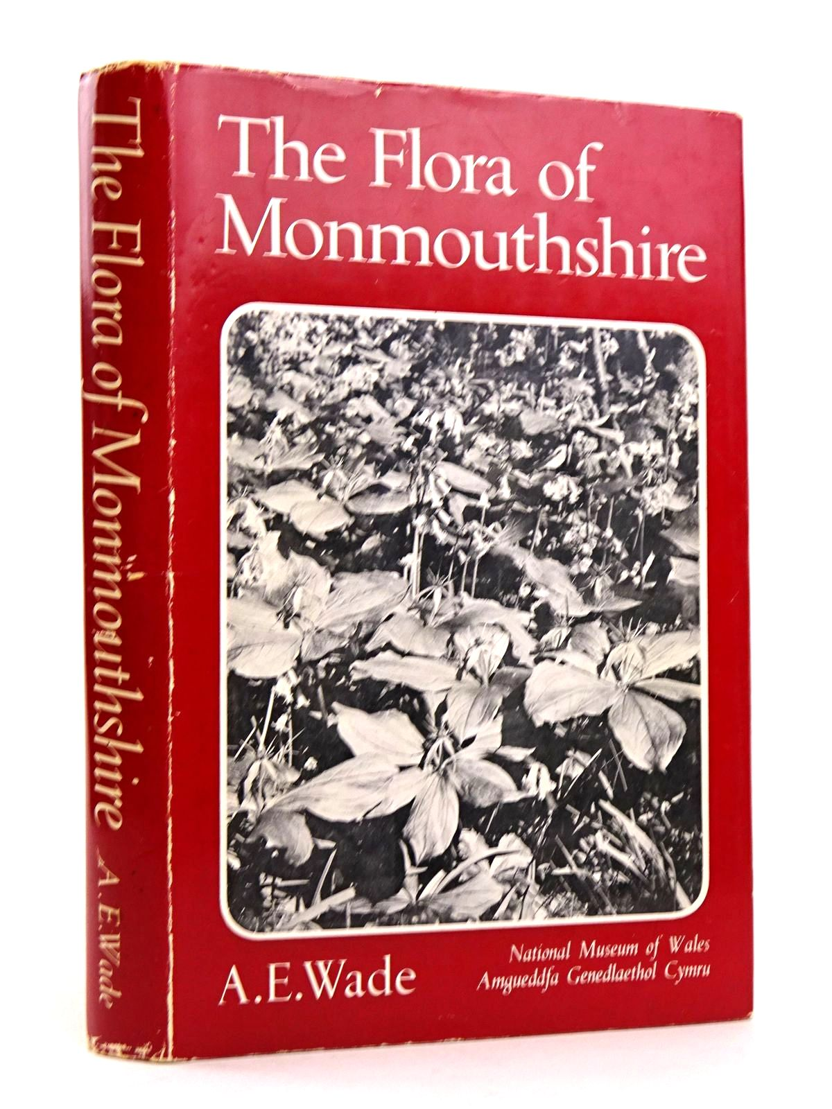 Photo of THE FLORA OF MONMOUTHSHIRE- Stock Number: 1818277
