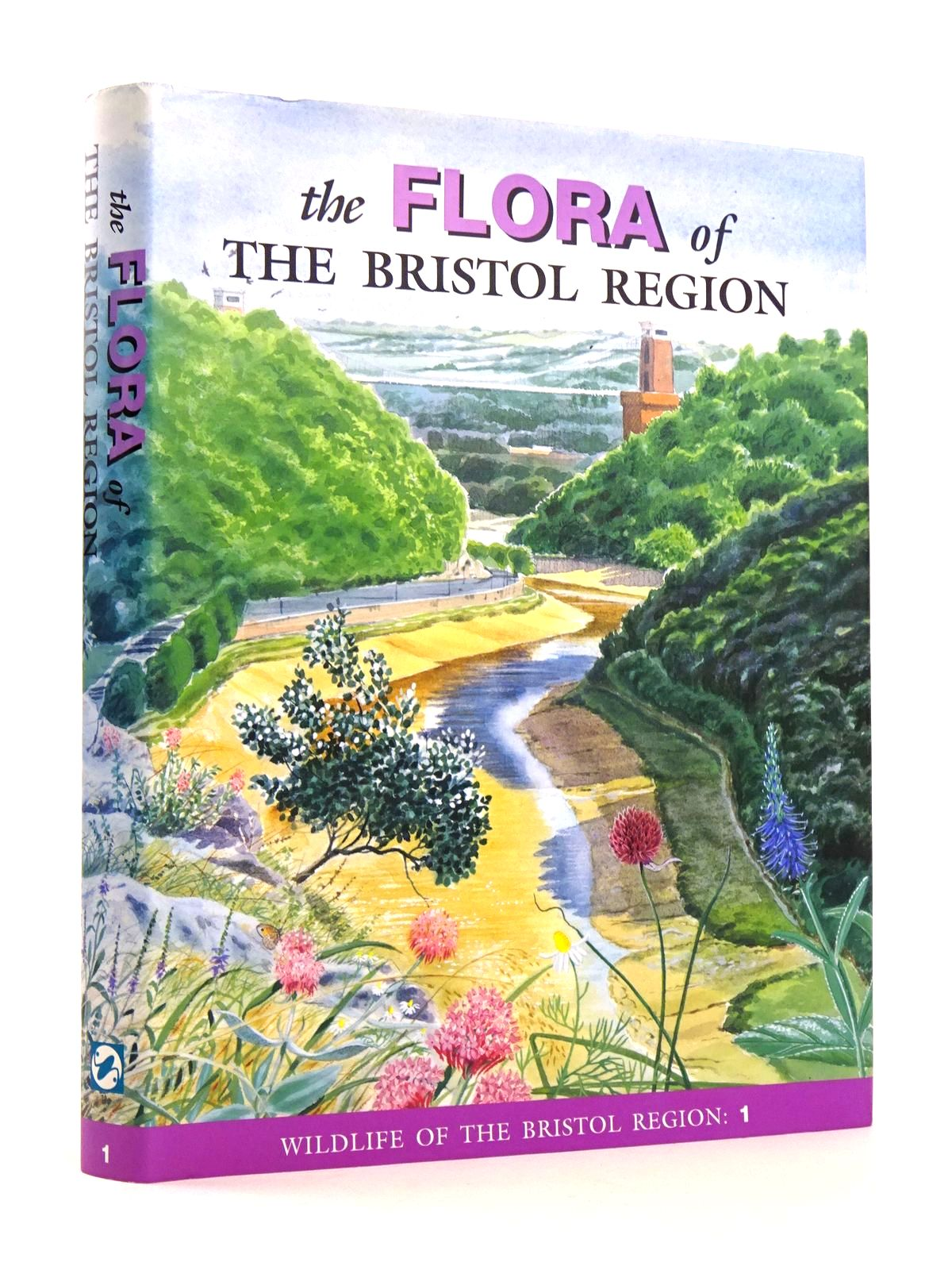 Photo of THE FLORA OF THE BRISTOL REGION written by Green, Ian P.<br />Higgins, Rupert J.<br />Kitchen, Clare<br />Kitchen, Mark A.R.<br />Myles, Sarah L. published by Pisces Publications (STOCK CODE: 1818279)  for sale by Stella & Rose's Books