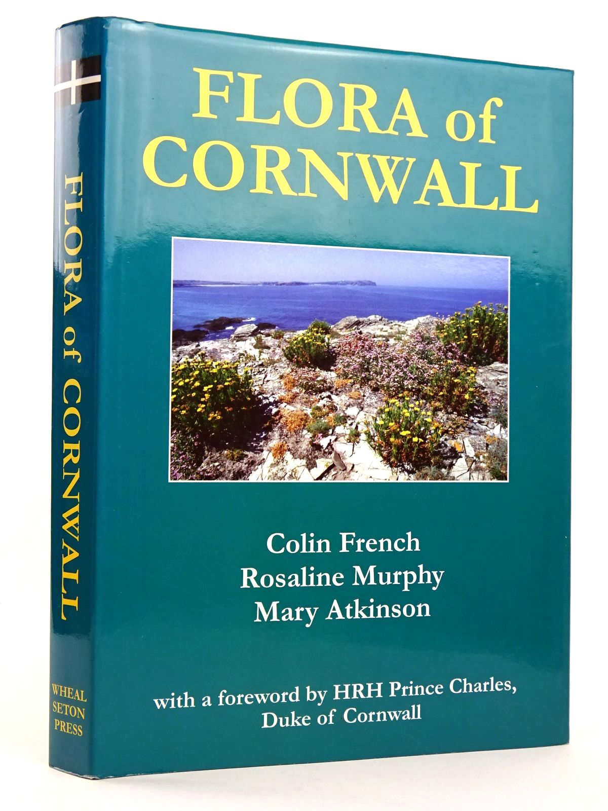 Photo of FLORA OF CORNWALL written by French, Colin N. Murphy, Rosaline J. Atkinson, Mary G.C. published by Wheal Seton Press (STOCK CODE: 1818280)  for sale by Stella & Rose's Books