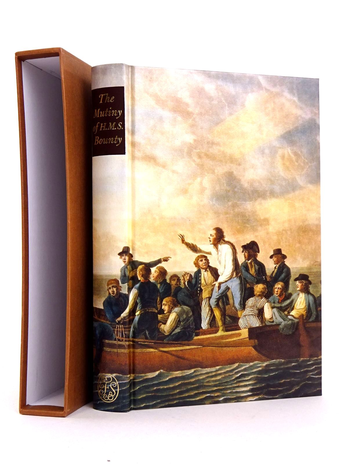 Photo of THE EVENTFUL HISTORY OF THE MUTINY AND PIRATICAL SEIZURE OF HMS BOUNTY ITS CAUSES AND CONSEQUENCES- Stock Number: 1818299