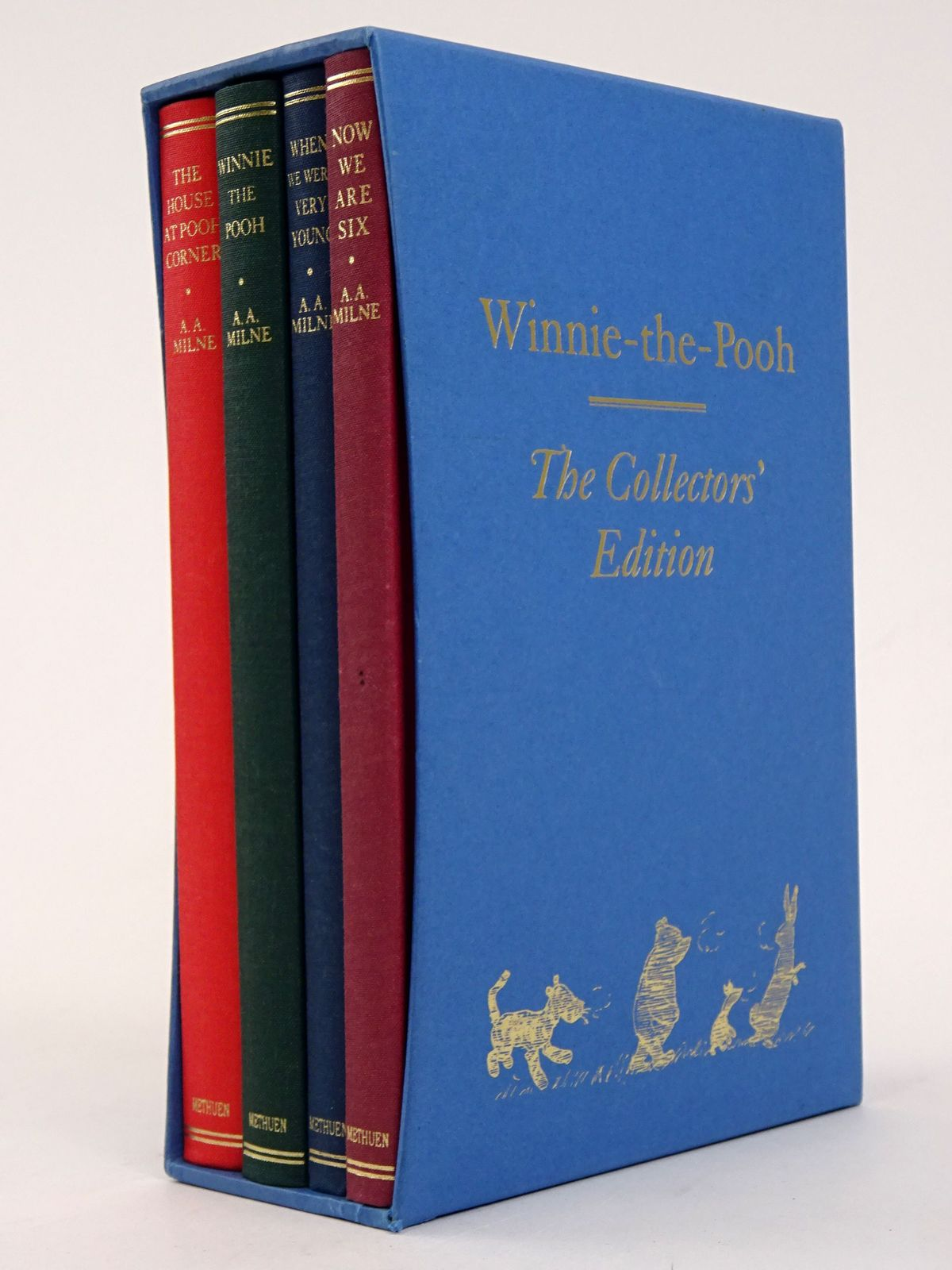 Photo of WINNIE-THE-POOH THE COLLECTORS' EDITION- Stock Number: 1818308