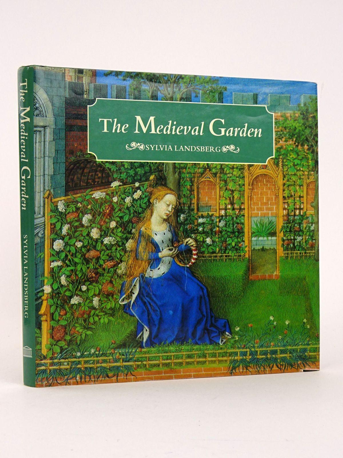 Photo of THE MEDIEVAL GARDEN- Stock Number: 1818326