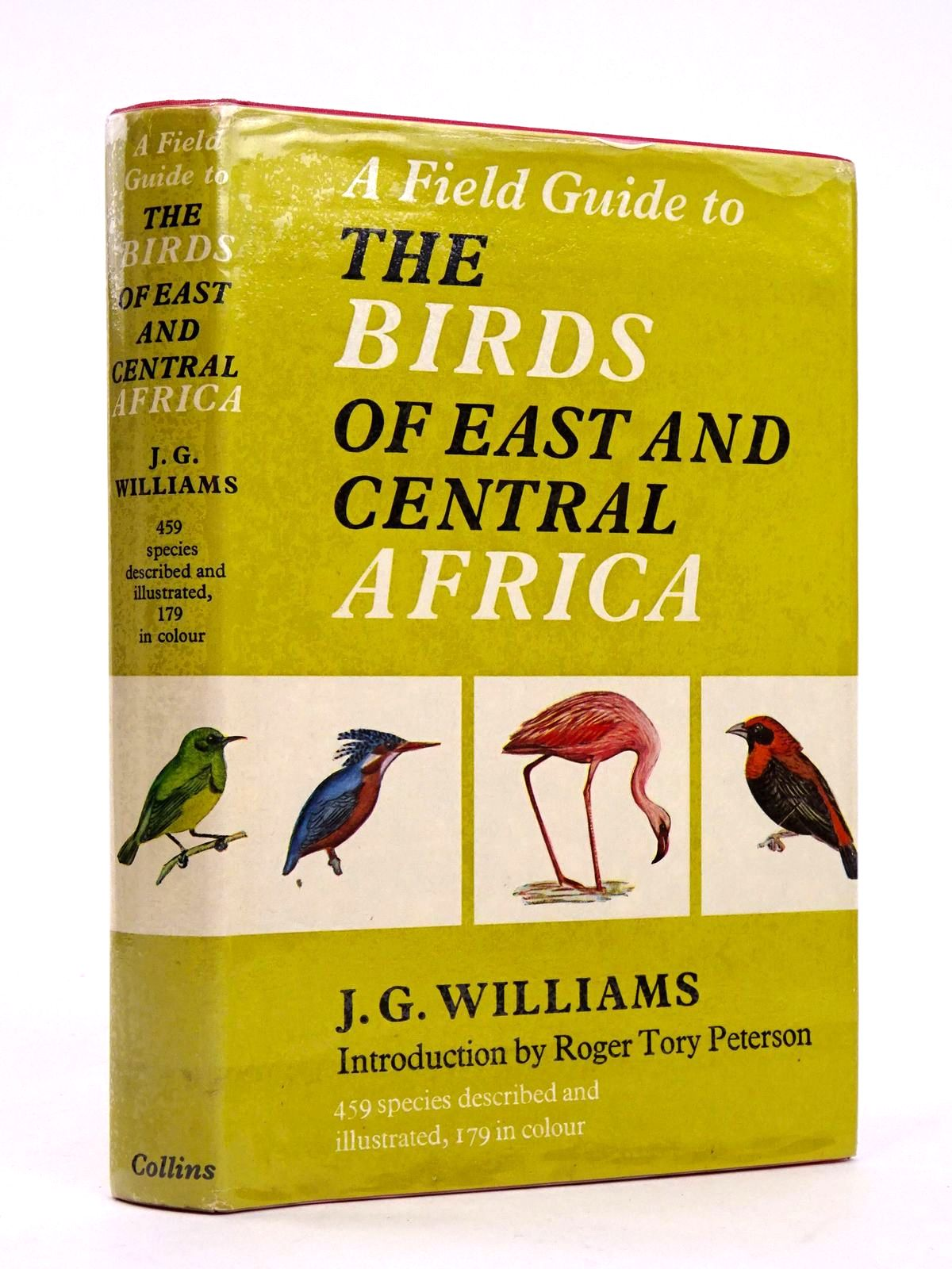 Photo of A FIELD GUIDE TO THE BIRDS OF EAST AND CENTRAL AFRICA written by Williams, John G. published by Collins (STOCK CODE: 1818333)  for sale by Stella & Rose's Books