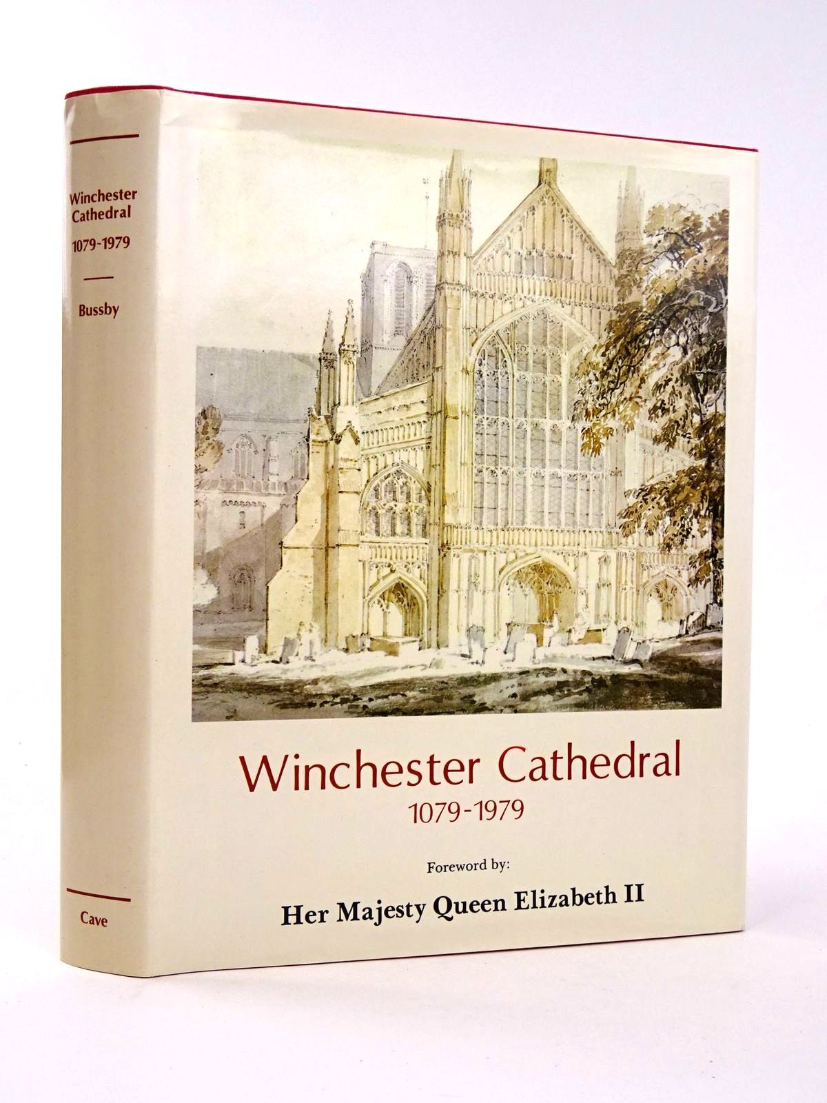 Photo of WINCHESTER CATHEDRAL 1079-1979- Stock Number: 1818340
