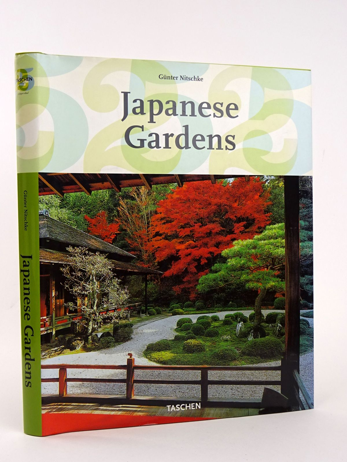 Photo of JAPANESE GARDENS: RIGHT ANGLE AND NATURAL FORM- Stock Number: 1818344