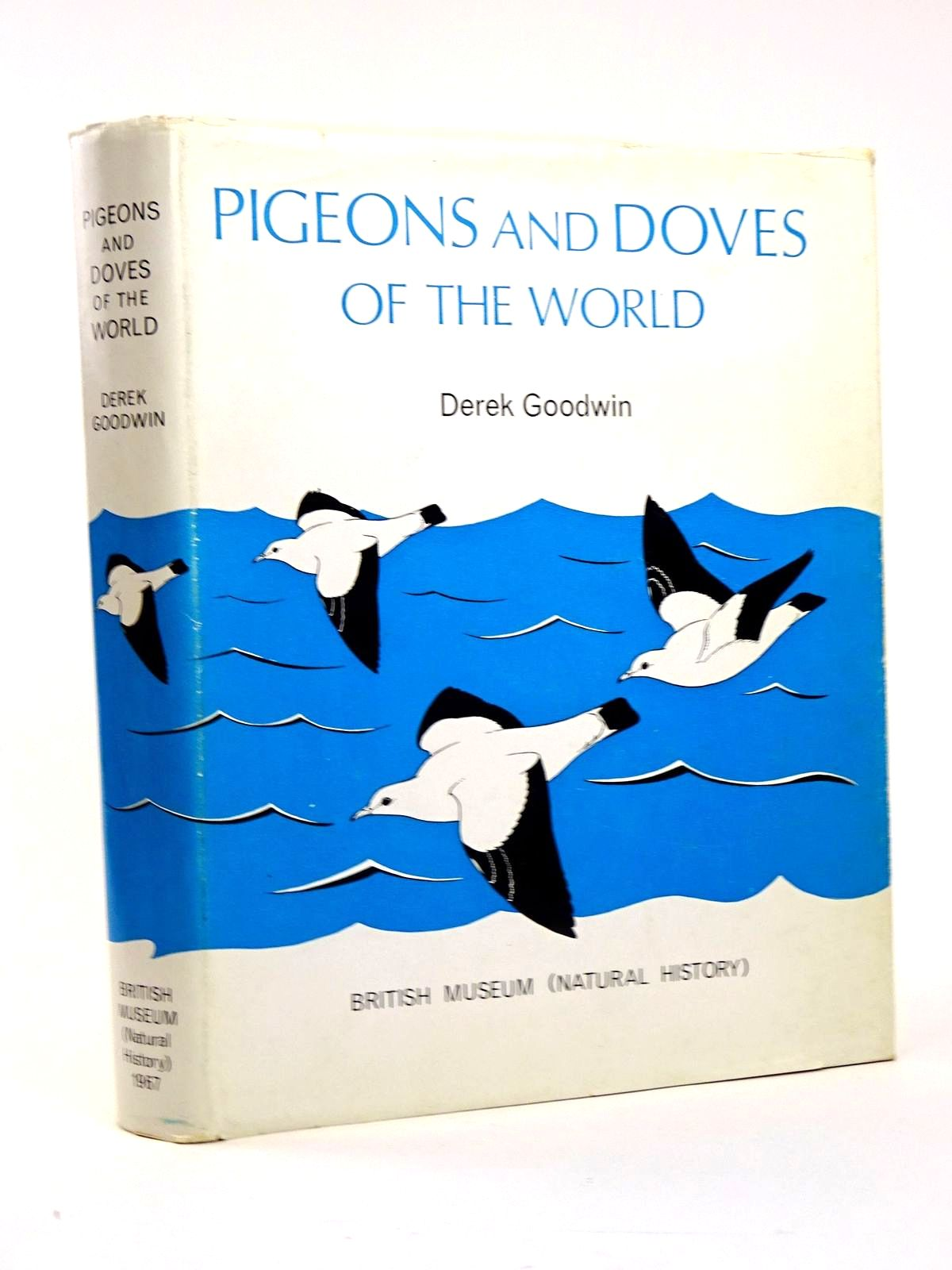 Photo of PIGEONS AND DOVES OF THE WORLD- Stock Number: 1818348