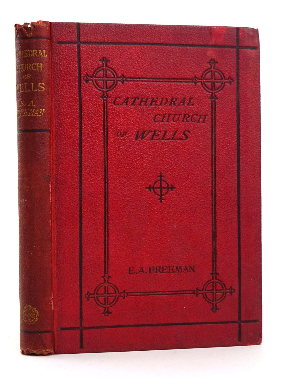 Photo of HISTORY OF THE CATHEDRAL CHURCH OF WELLS- Stock Number: 1818353