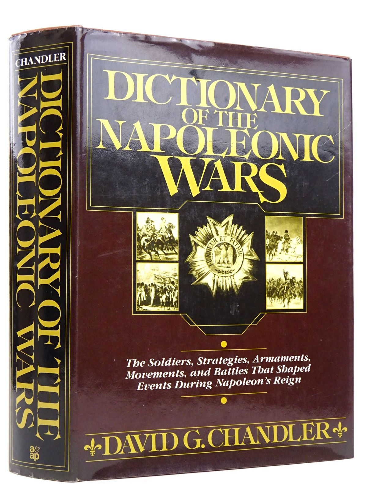 Photo of DICTIONARY OF THE NAPOLEONIC WARS- Stock Number: 1818372