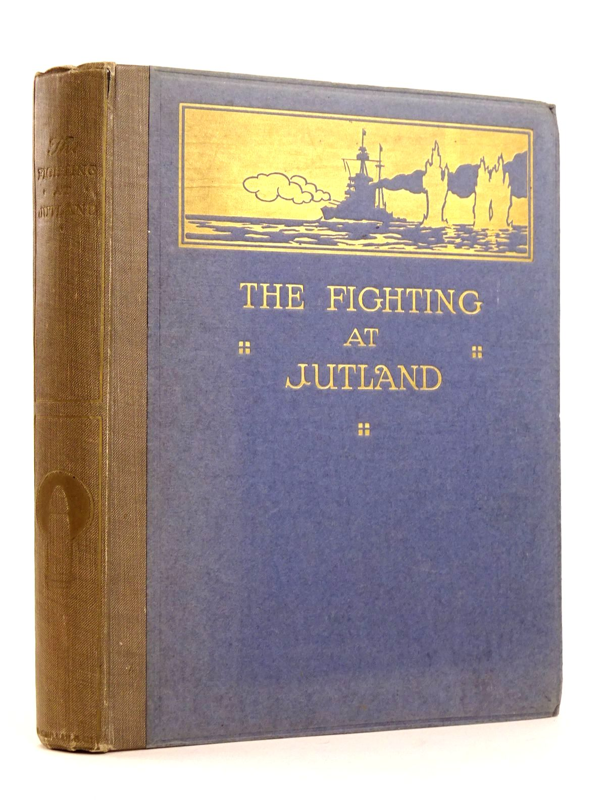 Photo of THE FIGHTING AT JUTLAND written by Fawcett, H.W. Hooper, G.W.W. published by Macmillan & Co. Ltd. (STOCK CODE: 1818373)  for sale by Stella & Rose's Books