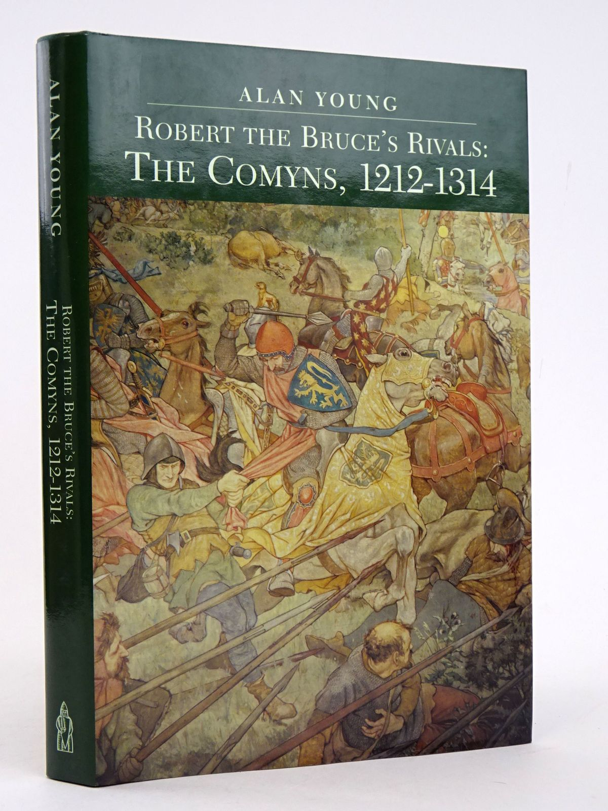 Photo of ROBERT THE BRUCE'S RIVALS: THE COMYNS 1212-1314 written by Young, Alan published by Tuckwell Press (STOCK CODE: 1818377)  for sale by Stella & Rose's Books