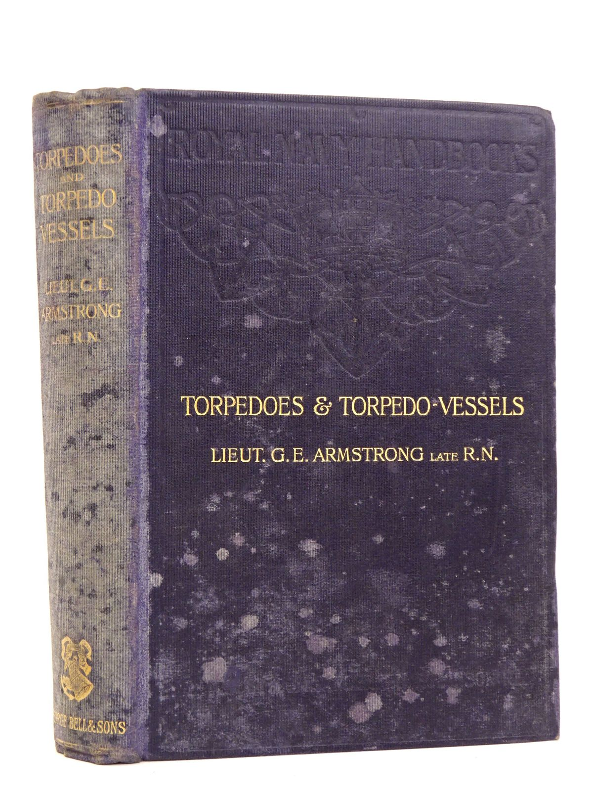 Photo of TORPEDOES AND TORPEDO-VESSELS written by Armstrong, G.E. illustrated by De Martino, Chevalier published by George Bell & Sons (STOCK CODE: 1818379)  for sale by Stella & Rose's Books