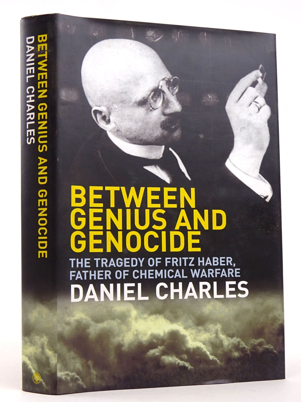 Photo of BETWEEN GENIUS AND GENOCIDE: THE TRAGEDY OF FRITZ HABER, FATHER OF CHEMICAL WARFARE- Stock Number: 1818384