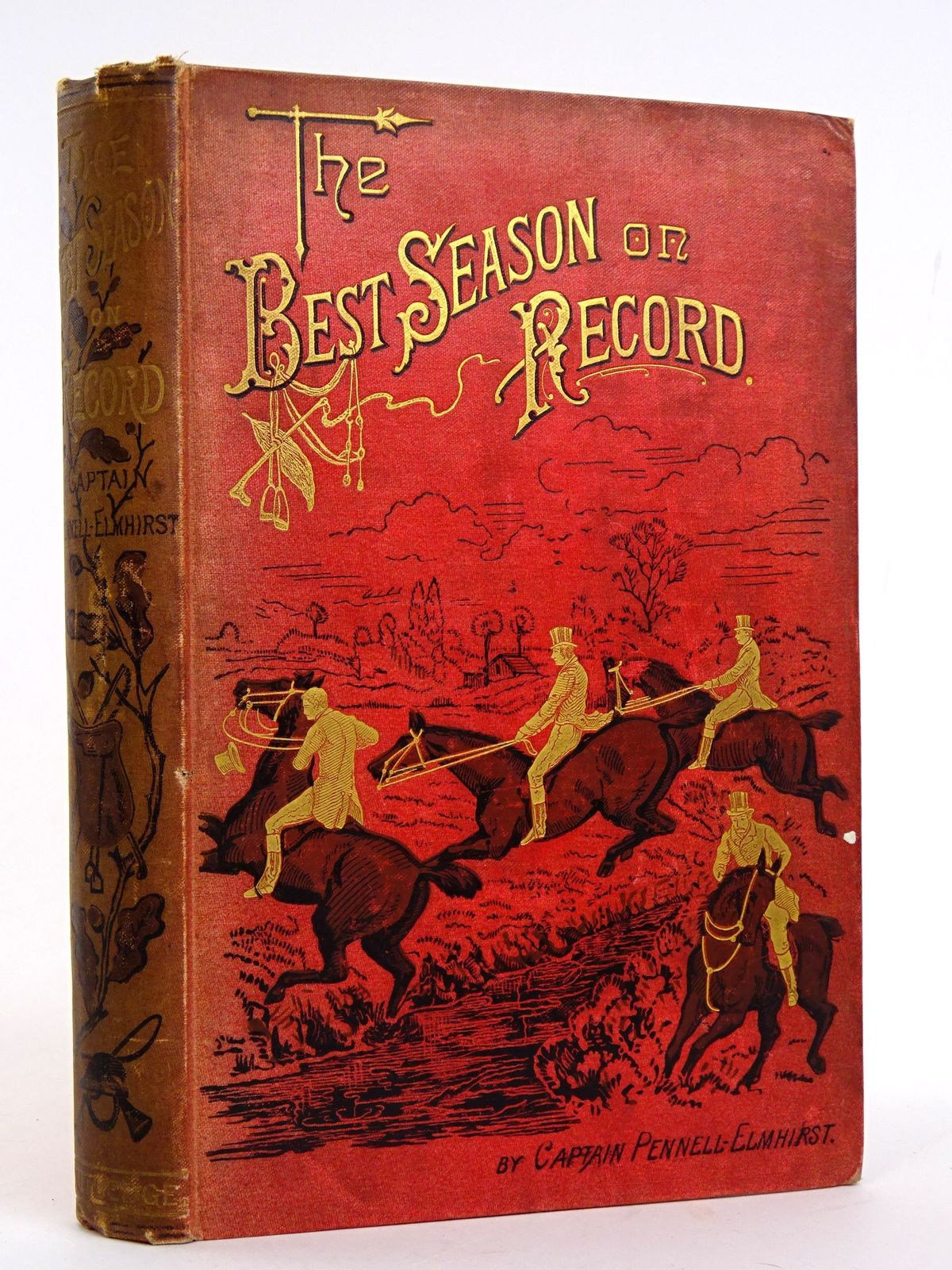 Photo of THE BEST SEASON ON RECORD- Stock Number: 1818390