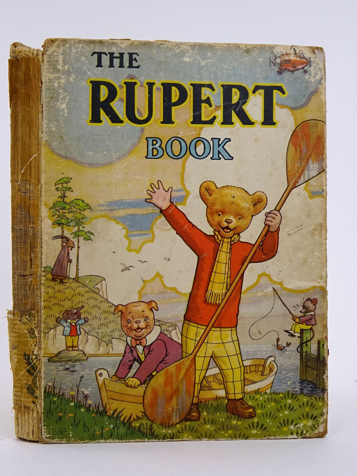 Photo of RUPERT ANNUAL 1941 - THE RUPERT BOOK- Stock Number: 1818419