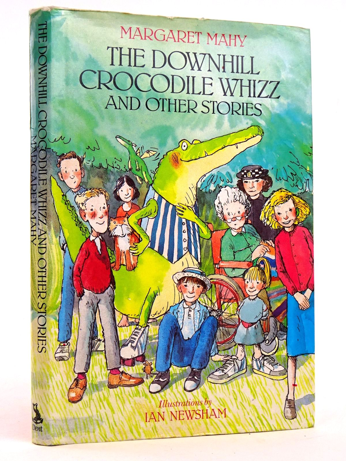 Photo of THE DOWNHILL CROCODILE WHIZZ AND OTHER STORIES- Stock Number: 1818428