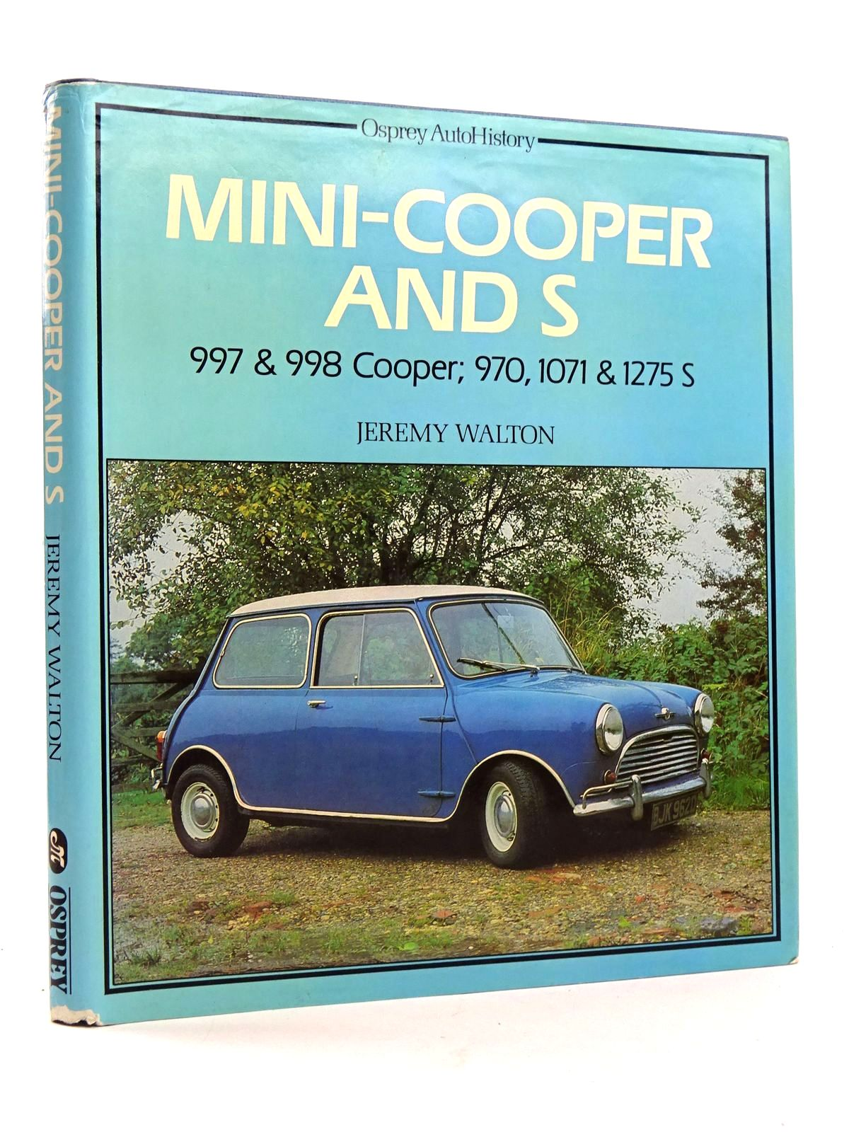 Photo of MINI-COOPER AND S (OSPREY AUTO HISTORY)- Stock Number: 1818435