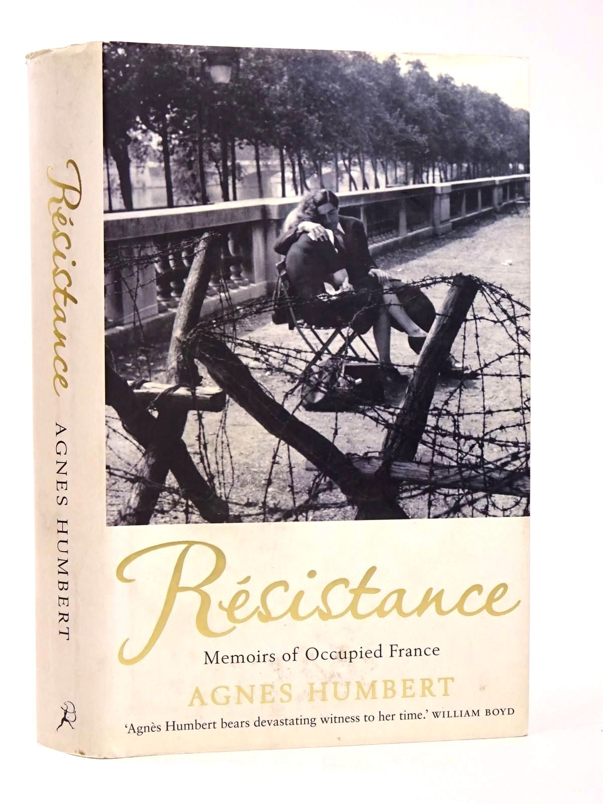 Photo of RESISTANCE: MEMOIRS OF OCCUPIED FRANCE- Stock Number: 1818456