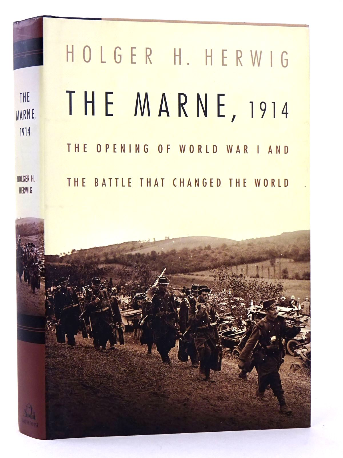 Photo of THE MARNE, 1914 written by Herwig, Holger H. published by Random House (STOCK CODE: 1818462)  for sale by Stella & Rose's Books