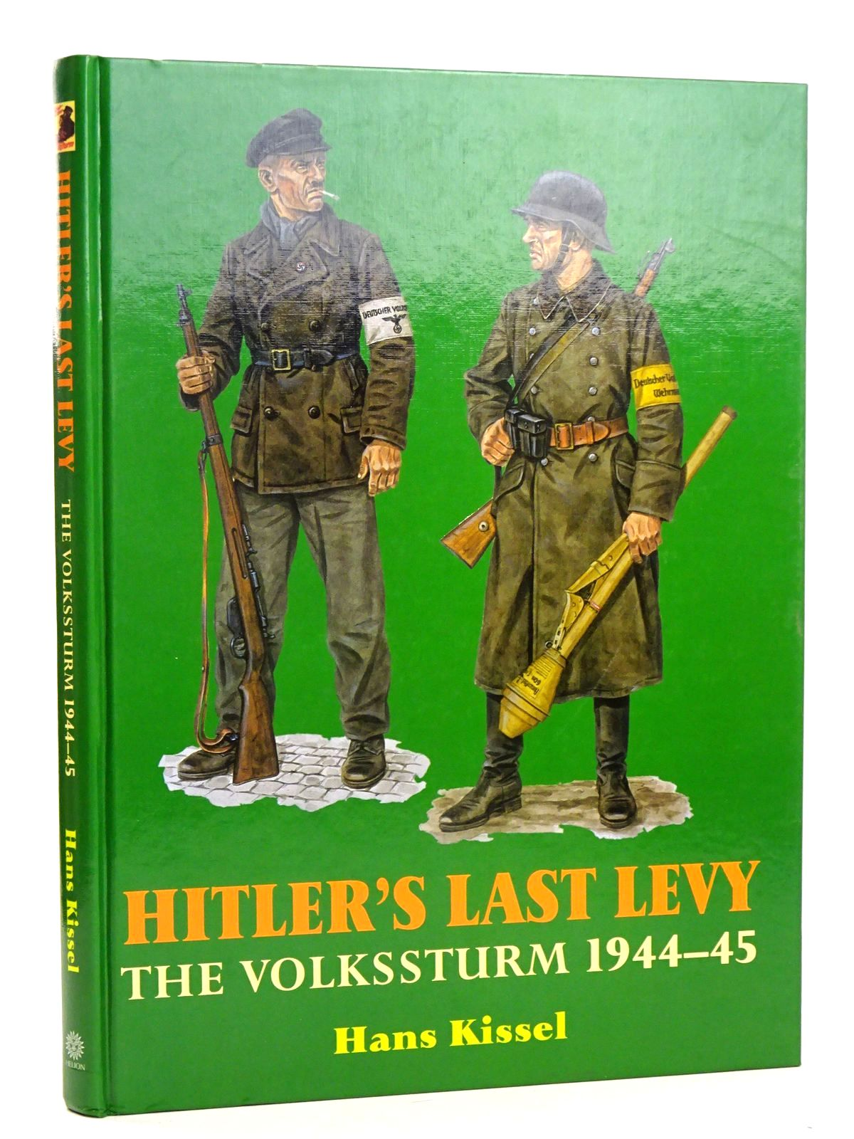 Photo of HITLER'S LAST LEVY: THE VOLKSSTURM 1944-45- Stock Number: 1818479