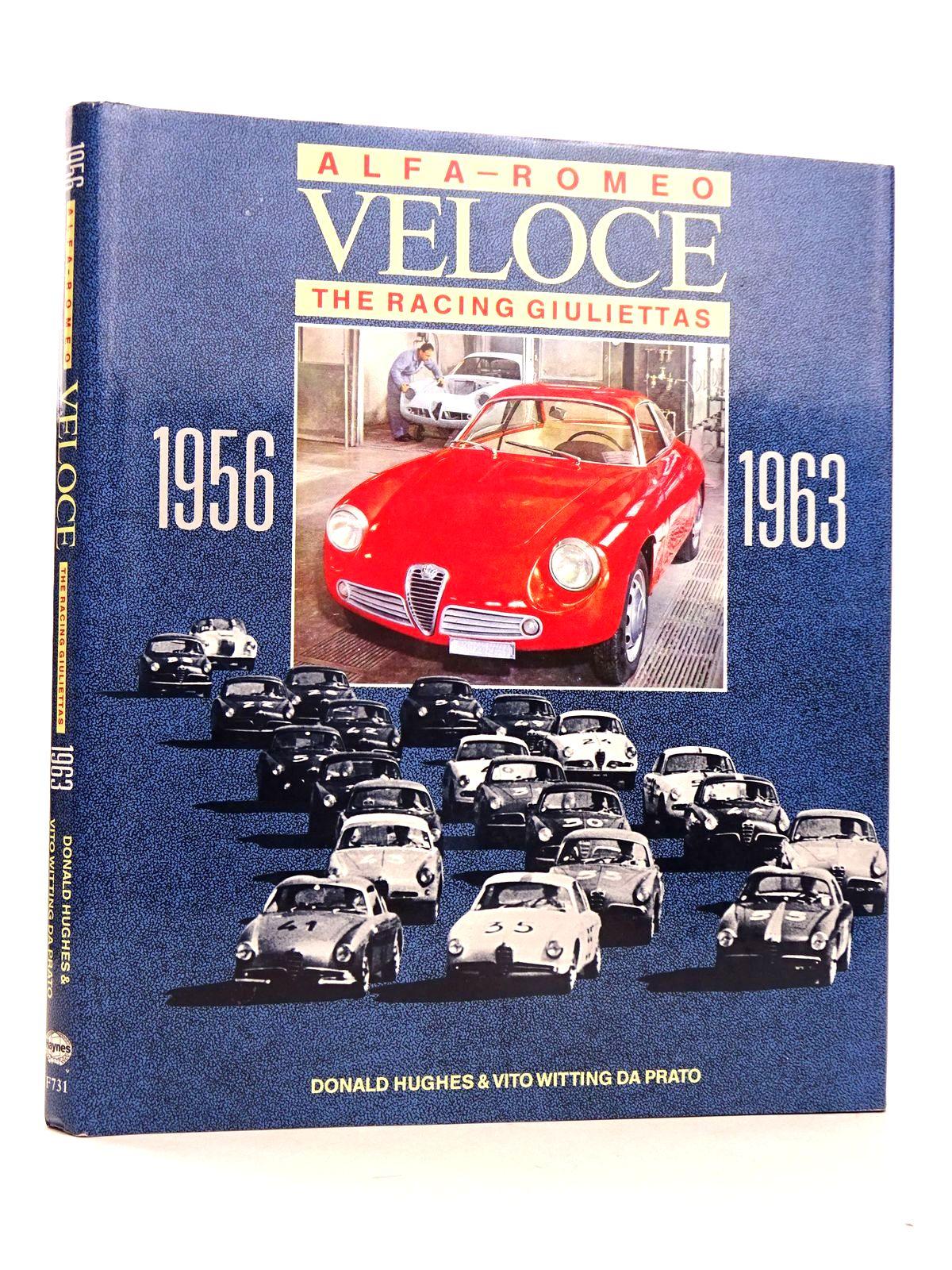 Photo of ALFA-ROMEO VELOCE: THE RACING GIULIETTAS 1956-1963- Stock Number: 1818480