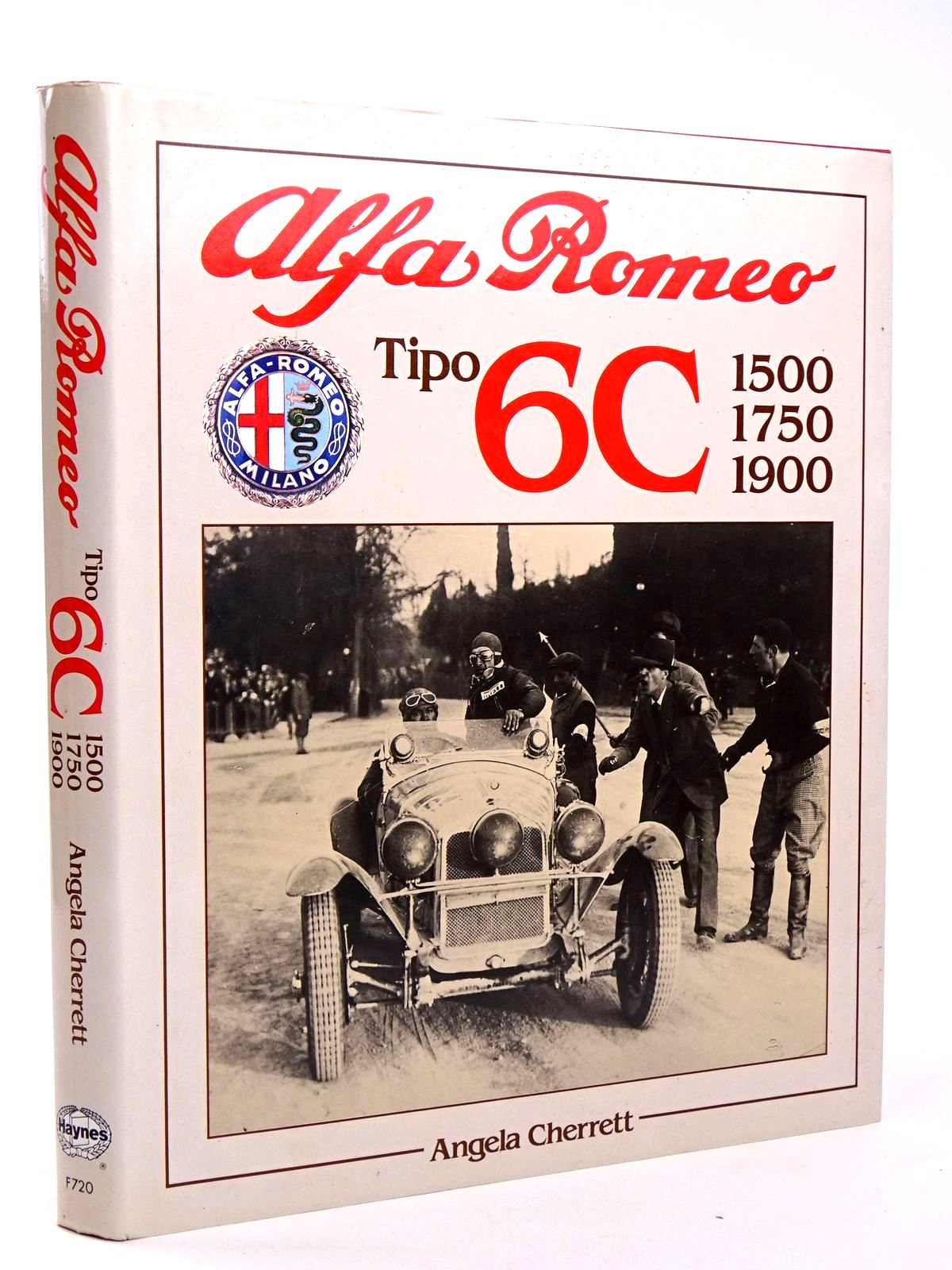 Photo of ALFA ROMEO TIPO 6C 1500 1750 1900- Stock Number: 1818484