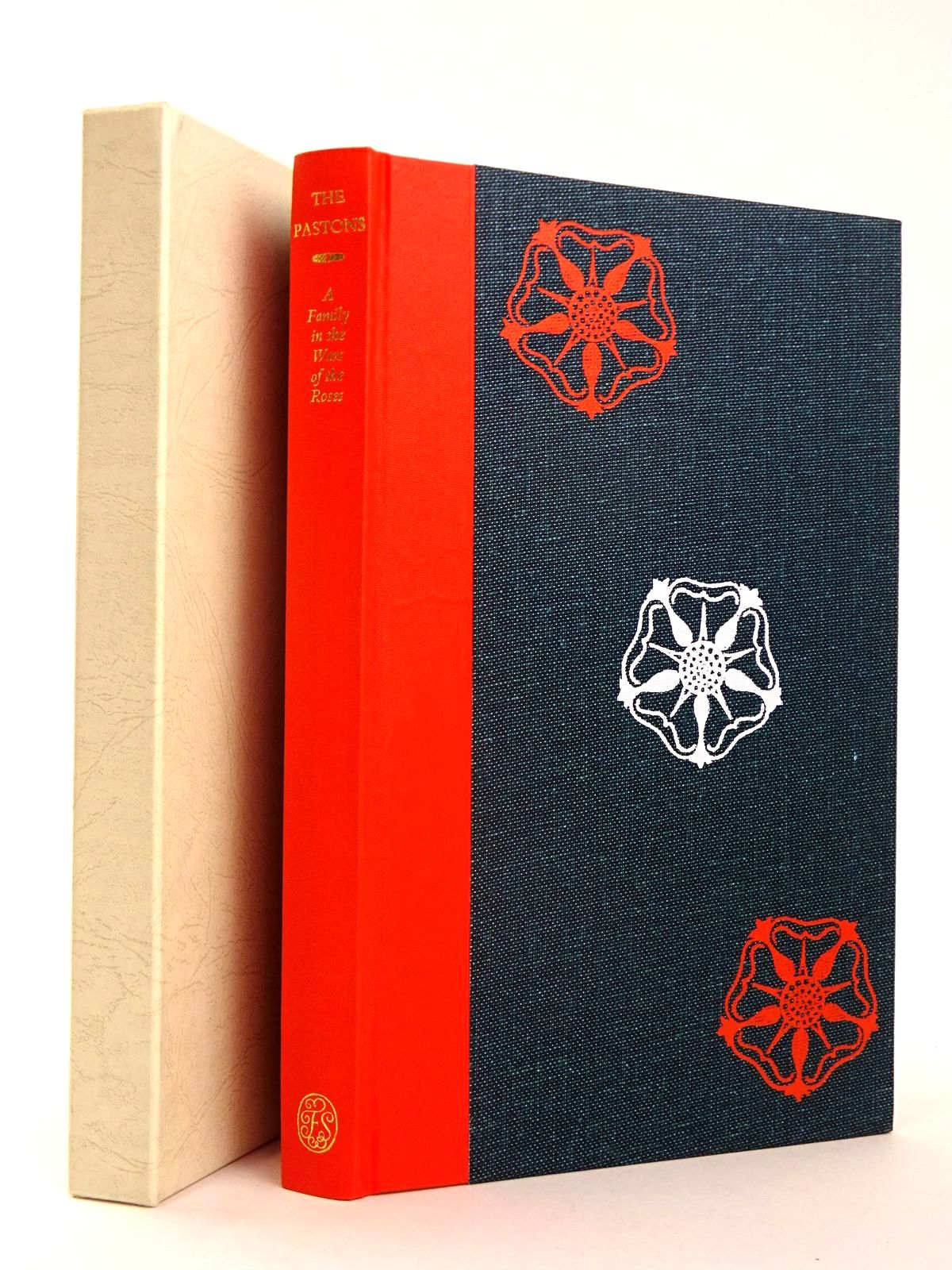 Photo of THE PASTONS written by Barber, Richard published by Folio Society (STOCK CODE: 1818489)  for sale by Stella & Rose's Books