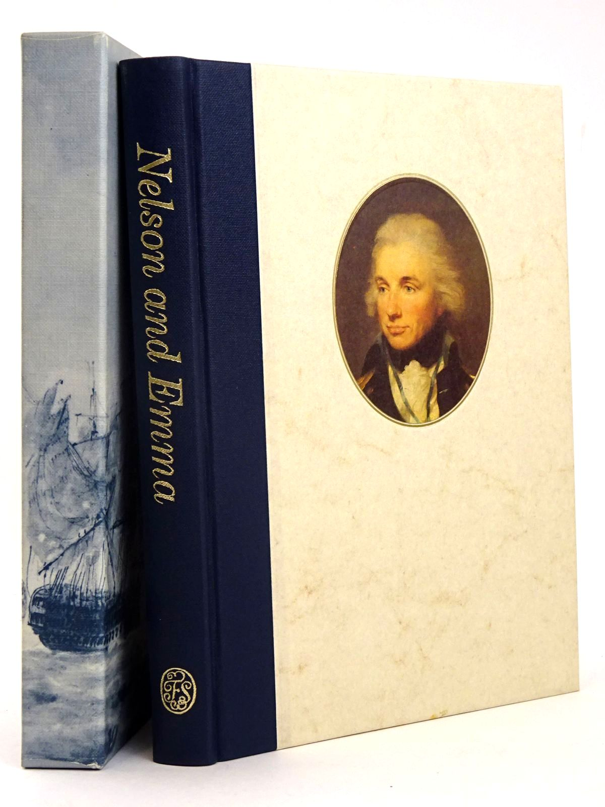 Photo of NELSON AND EMMA written by Hudson, Roger published by Folio Society (STOCK CODE: 1818494)  for sale by Stella & Rose's Books
