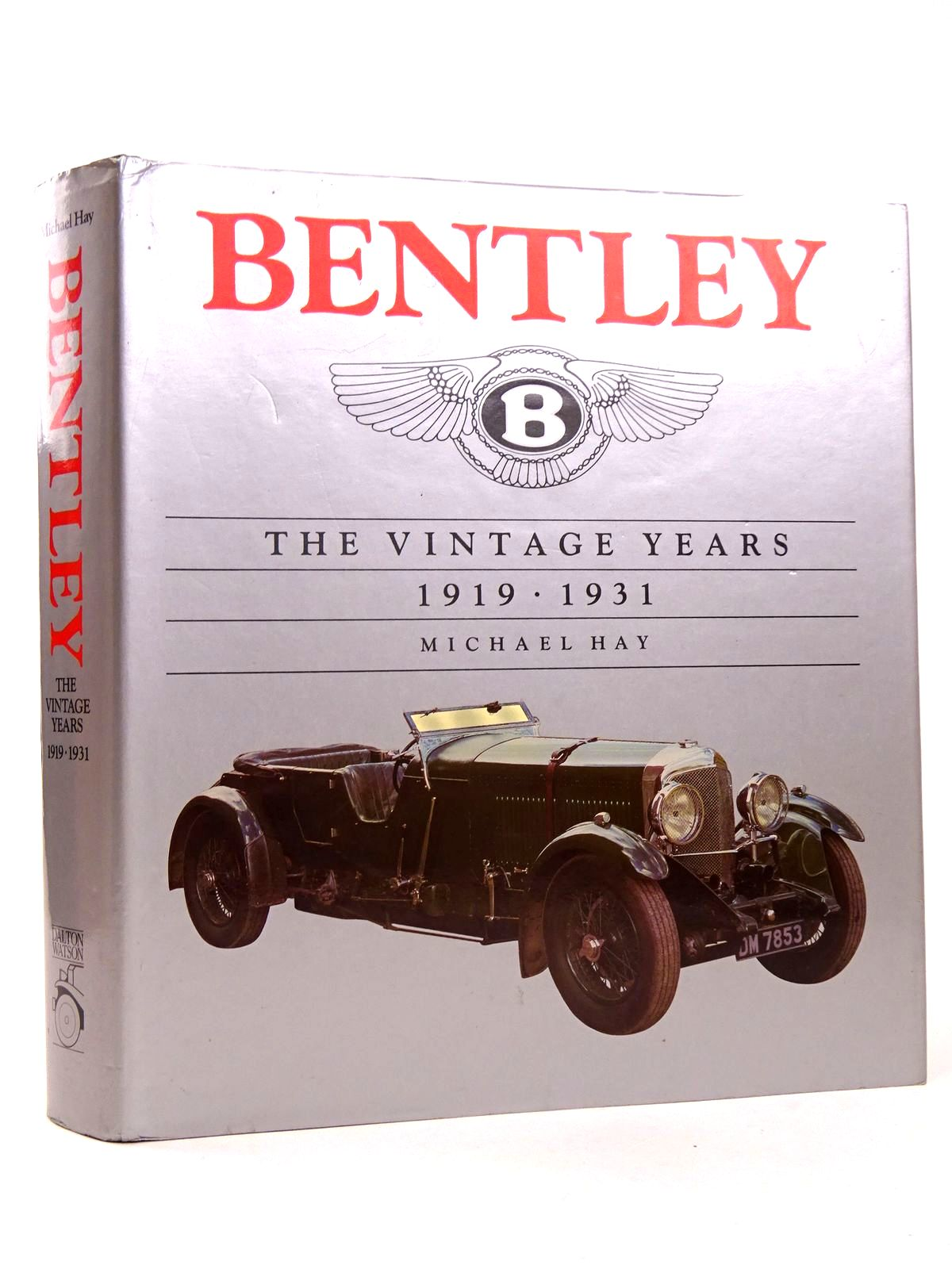 Photo of BENTLEY THE VINTAGE YEARS 1919-1931- Stock Number: 1818495